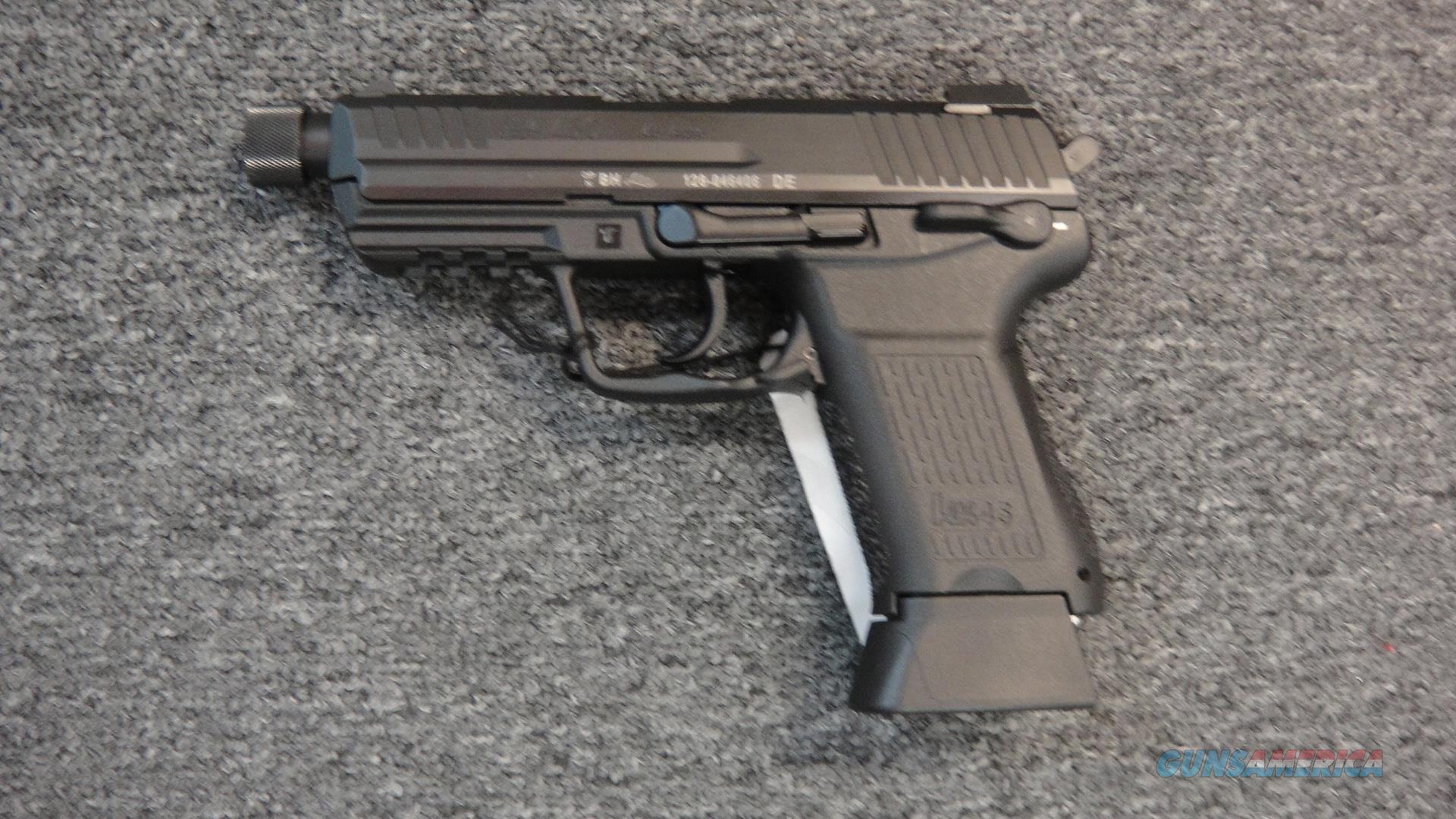 Heckler & Koch HK 45C Tactical V3  Guns > Pistols > Heckler & Koch Pistols > Polymer Frame