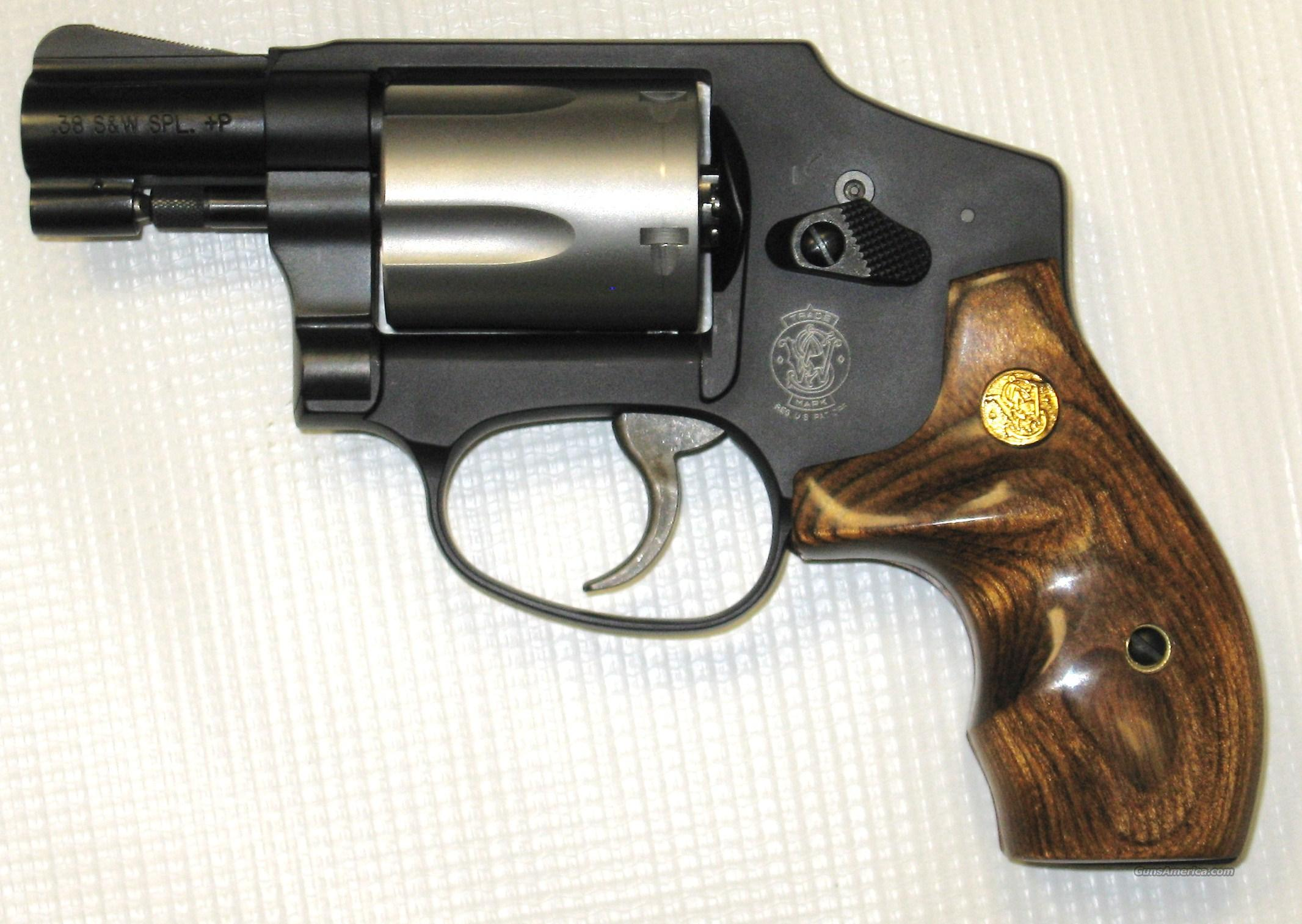 Smith & Wesson 442-2 Magna-ported  Guns > Pistols > Smith & Wesson Revolvers > Full Frame Revolver