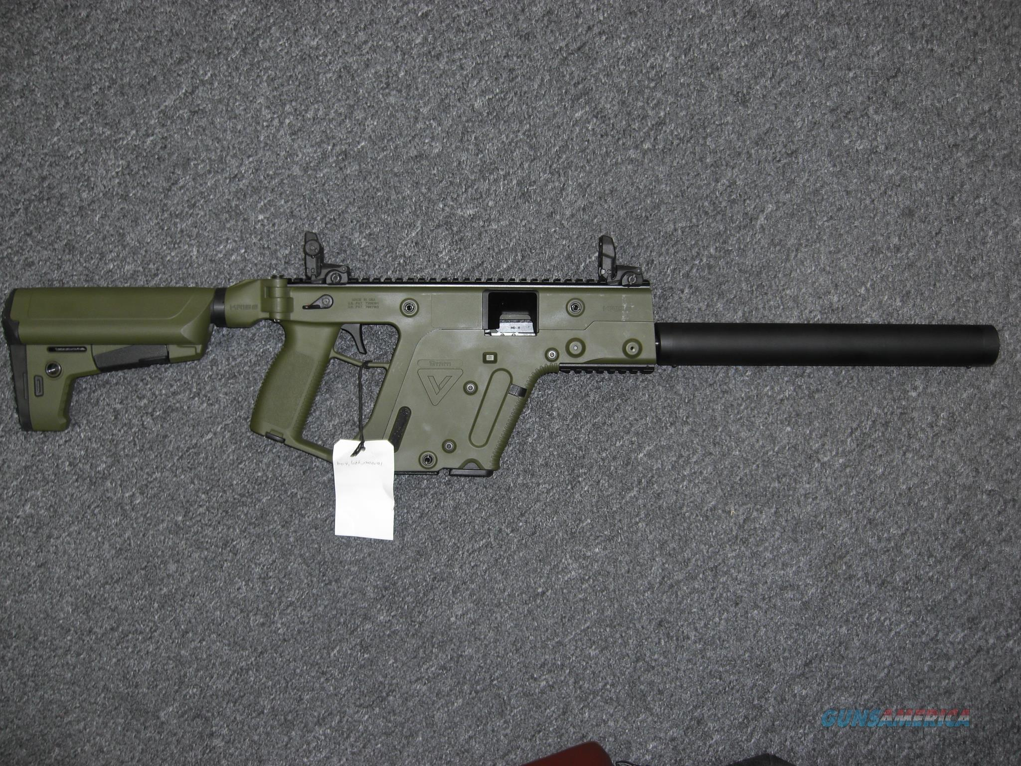 Kriss Vector CRB G2  Guns > Rifles > Kriss Tactical Rifles