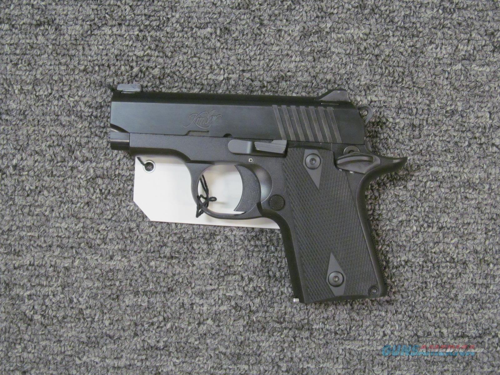 Kimber Micro 380 (3700601)  Guns > Pistols > Kimber of America Pistols > Micro