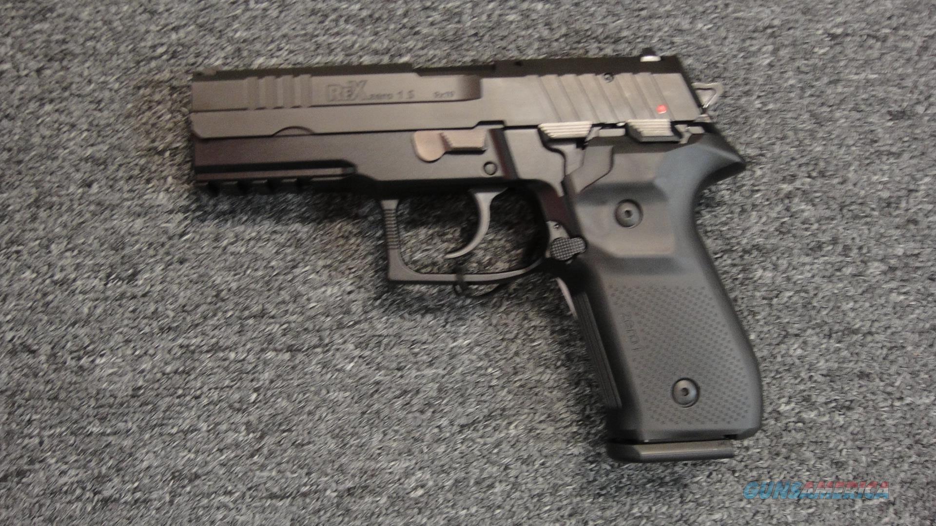 FIME/AREX Rex Zero 1S  Guns > Pistols > FIME Group Pistols > Rex Zero 1