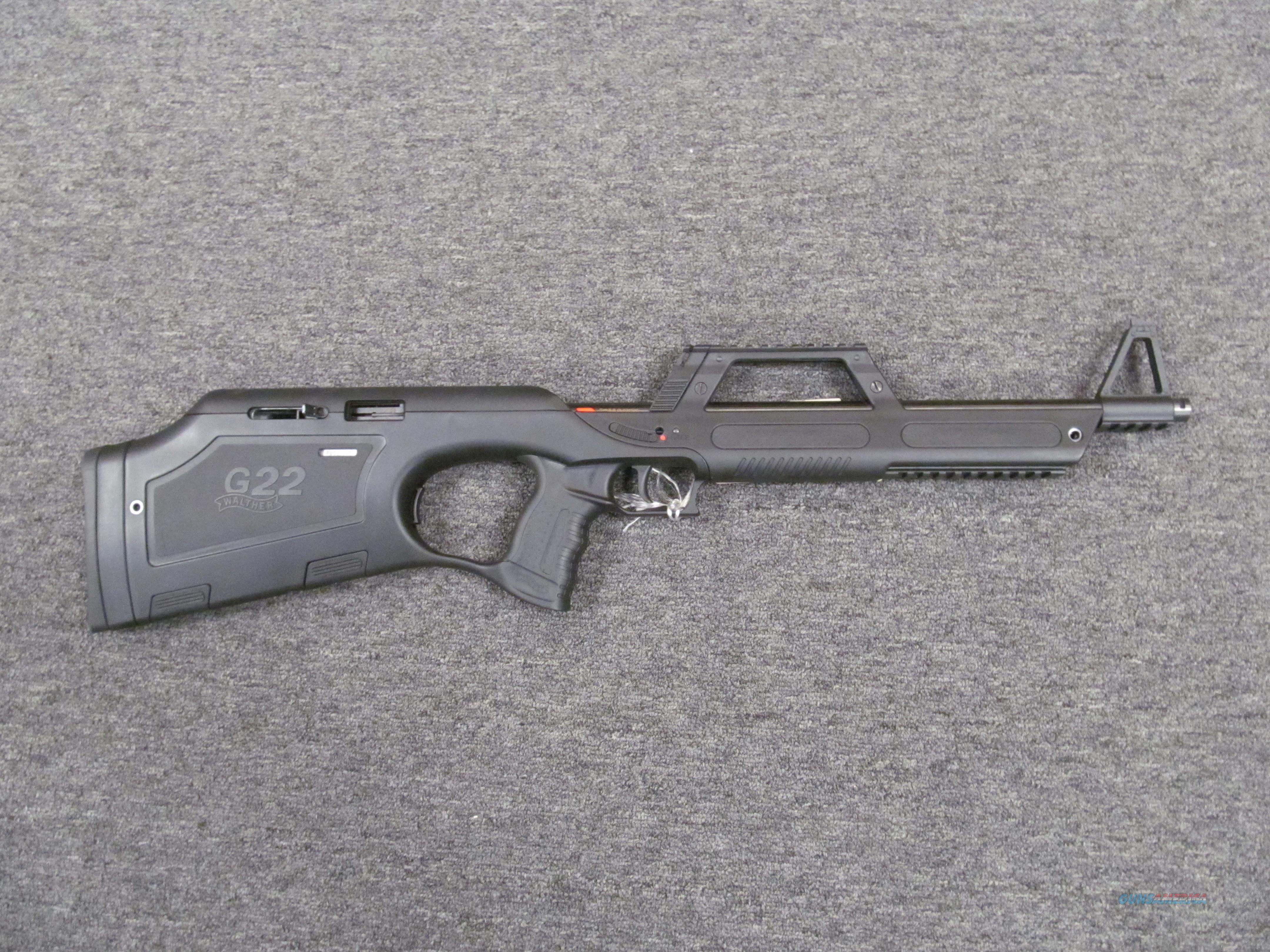 Walther G22  Guns > Rifles > Walther Rifles > Umarex