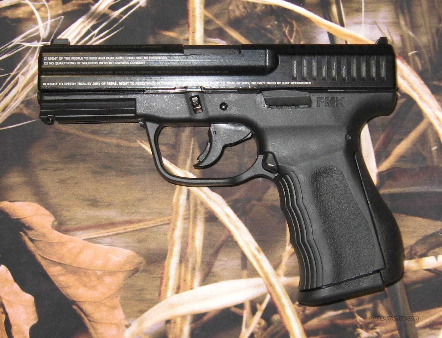 "FMK Firearms 9C1 Gen 2  ""Bill of Rights"" 9mm  Guns > Pistols > F Misc Pistols"