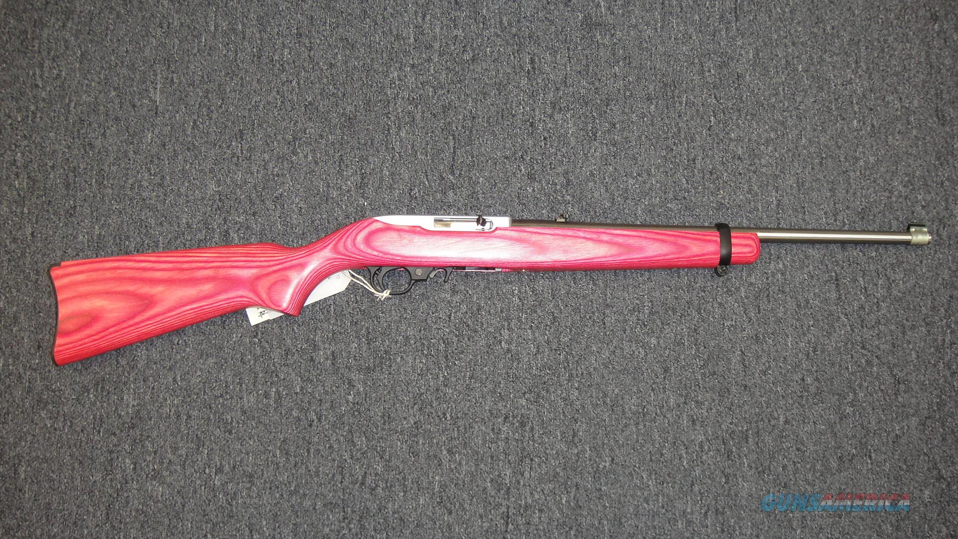 Ruger 10/22 Pink Laminate  Guns > Rifles > Ruger Rifles > 10-22