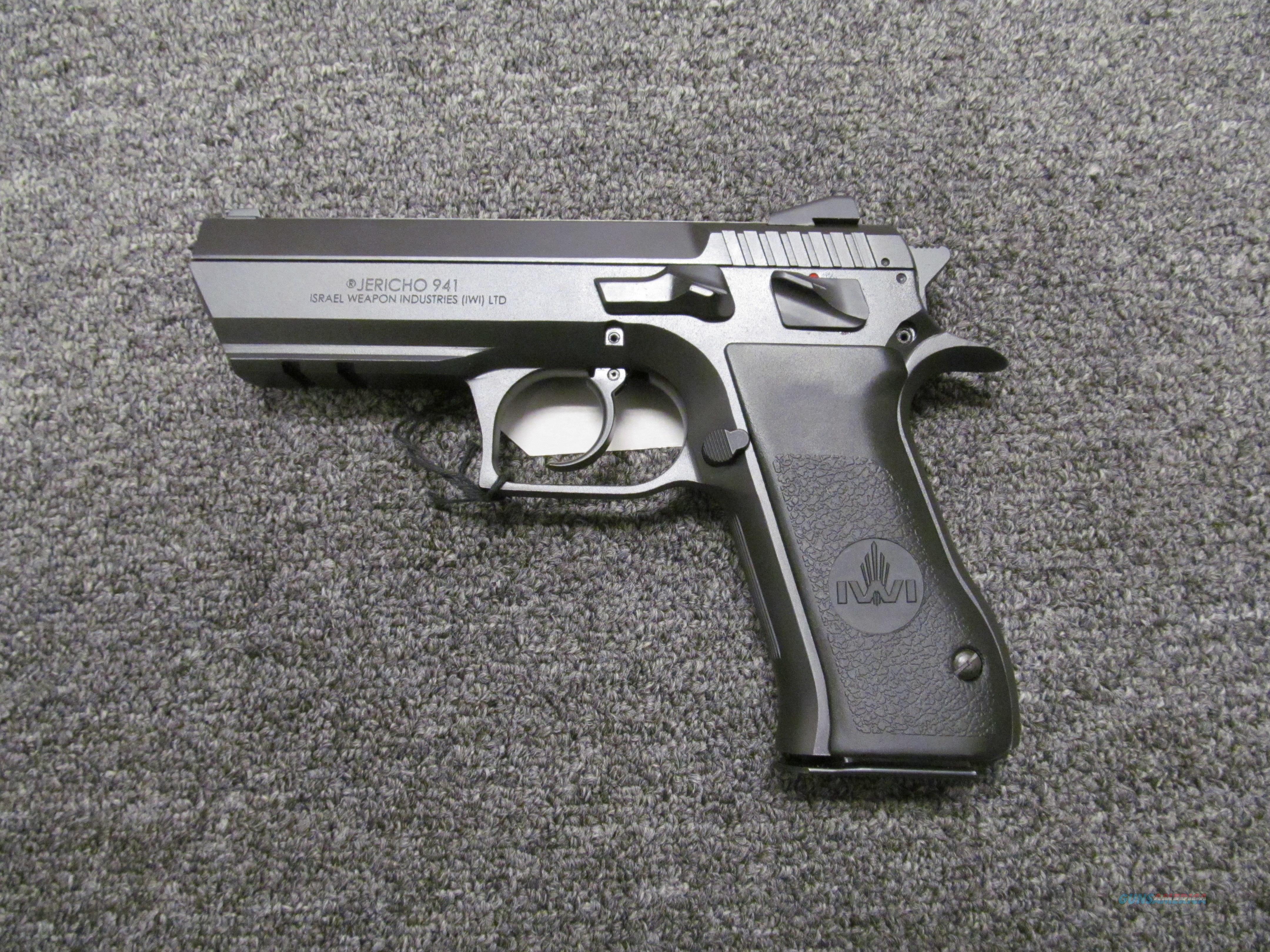 IWI Jericho 941 (J941F9)  Guns > Pistols > IWI Pistols