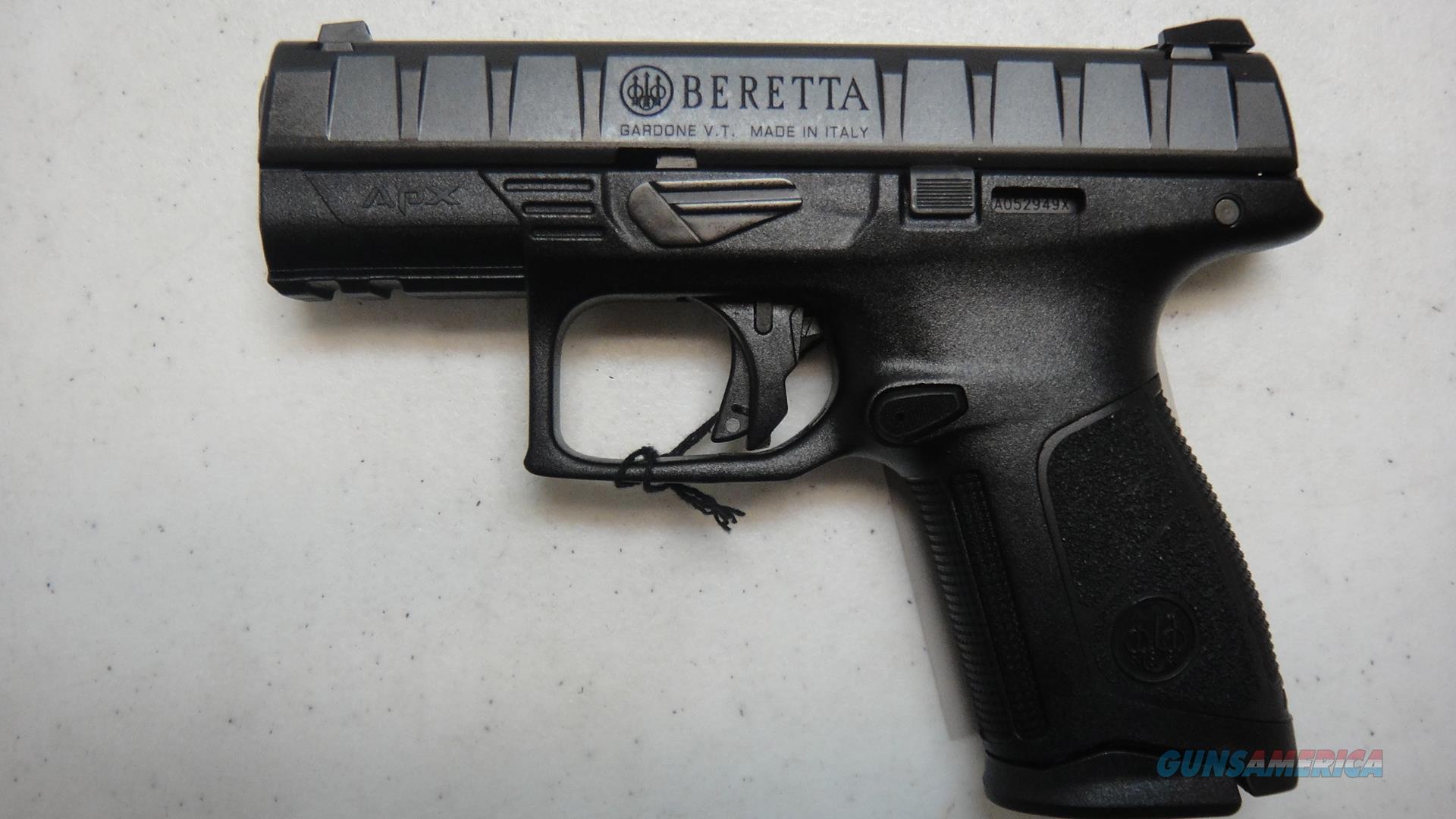 Beretta APX  Guns > Pistols > Beretta Pistols > Polymer Frame