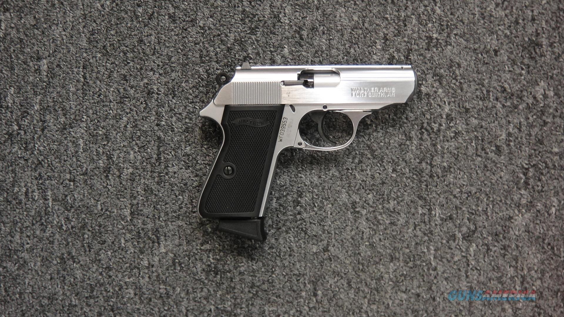 Walther PPK/S .22Lr  Guns > Pistols > Walther Pistols > Post WWII > PPK Series