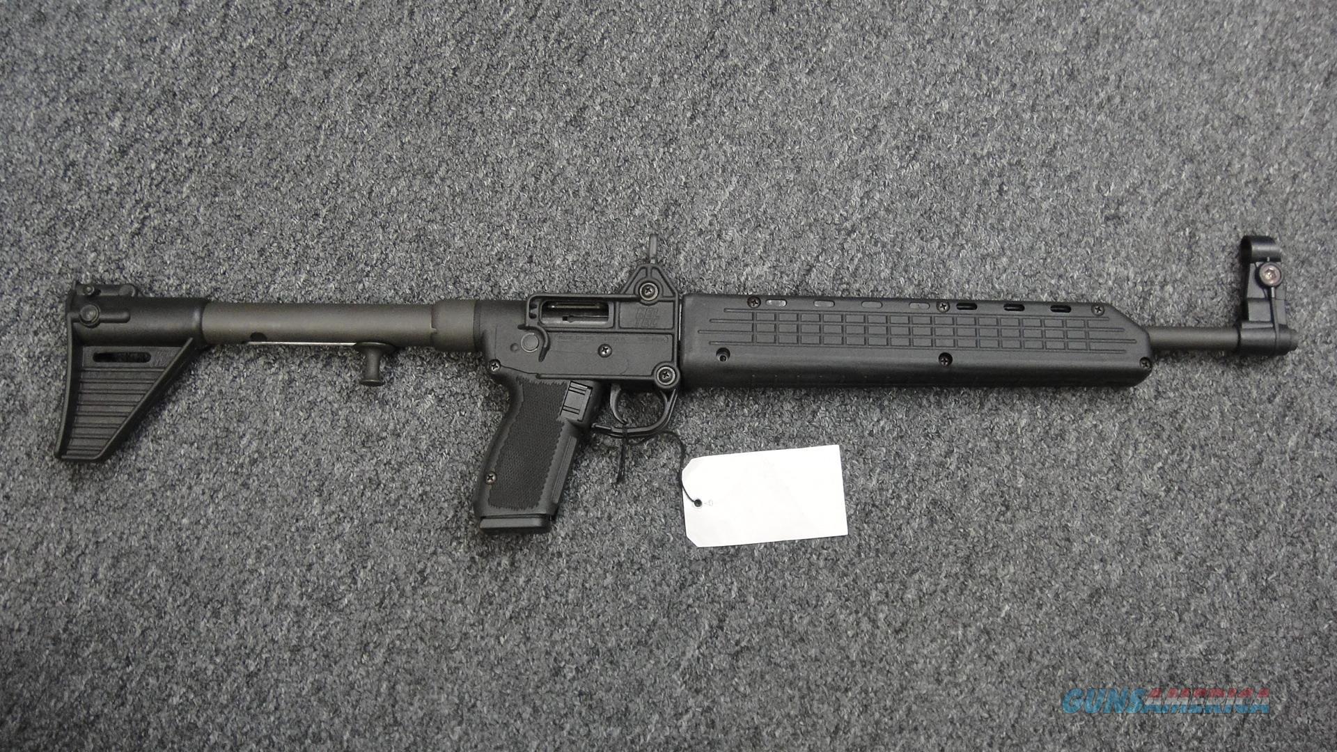 Kel-Tec Sub2000 .40S&W Gen 1 (Glock 22 mag)  Guns > Rifles > Kel-Tec Rifles