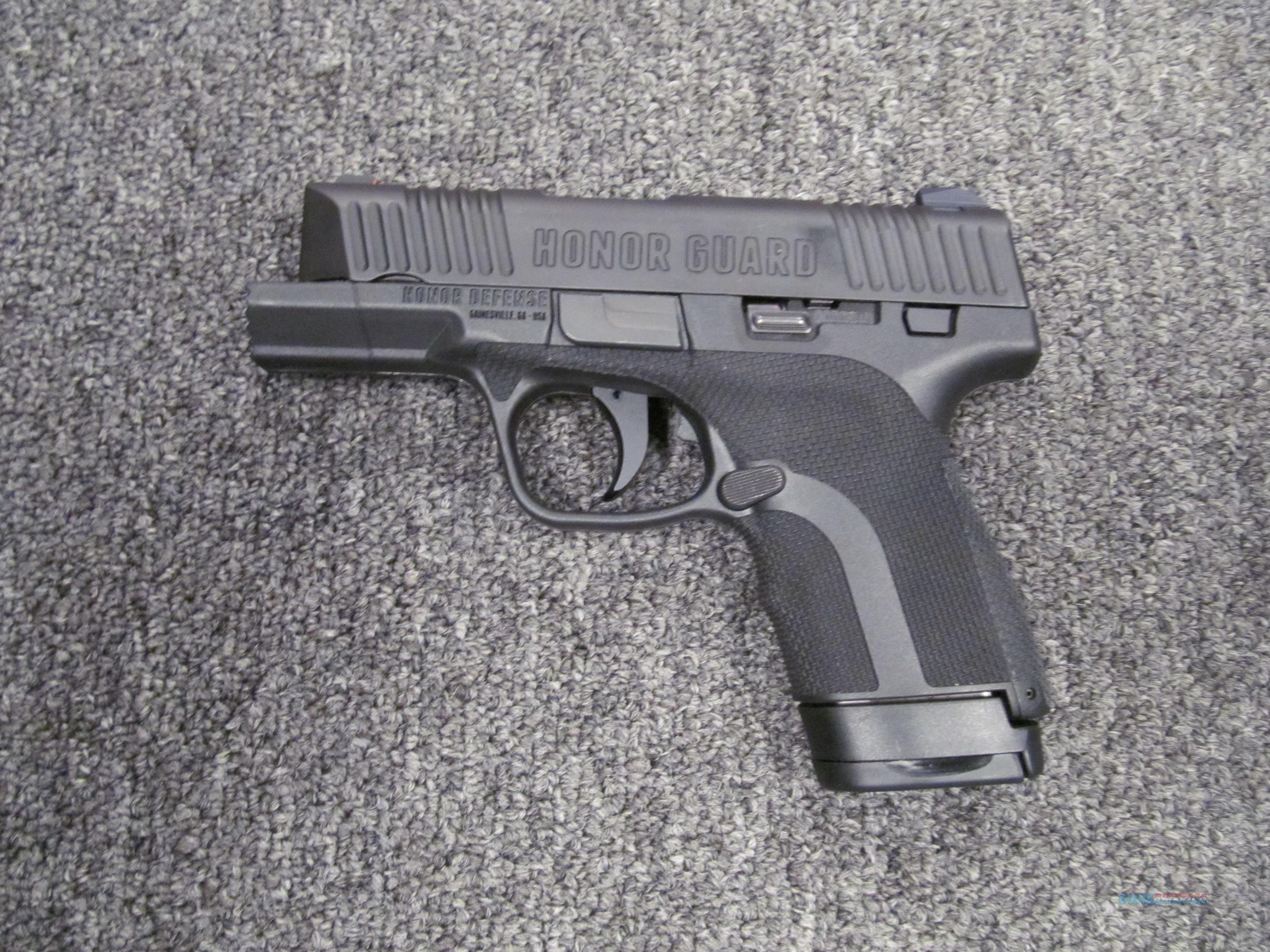 Honor Defense Honor Guard  Guns > Pistols > Honor Defense Pistols
