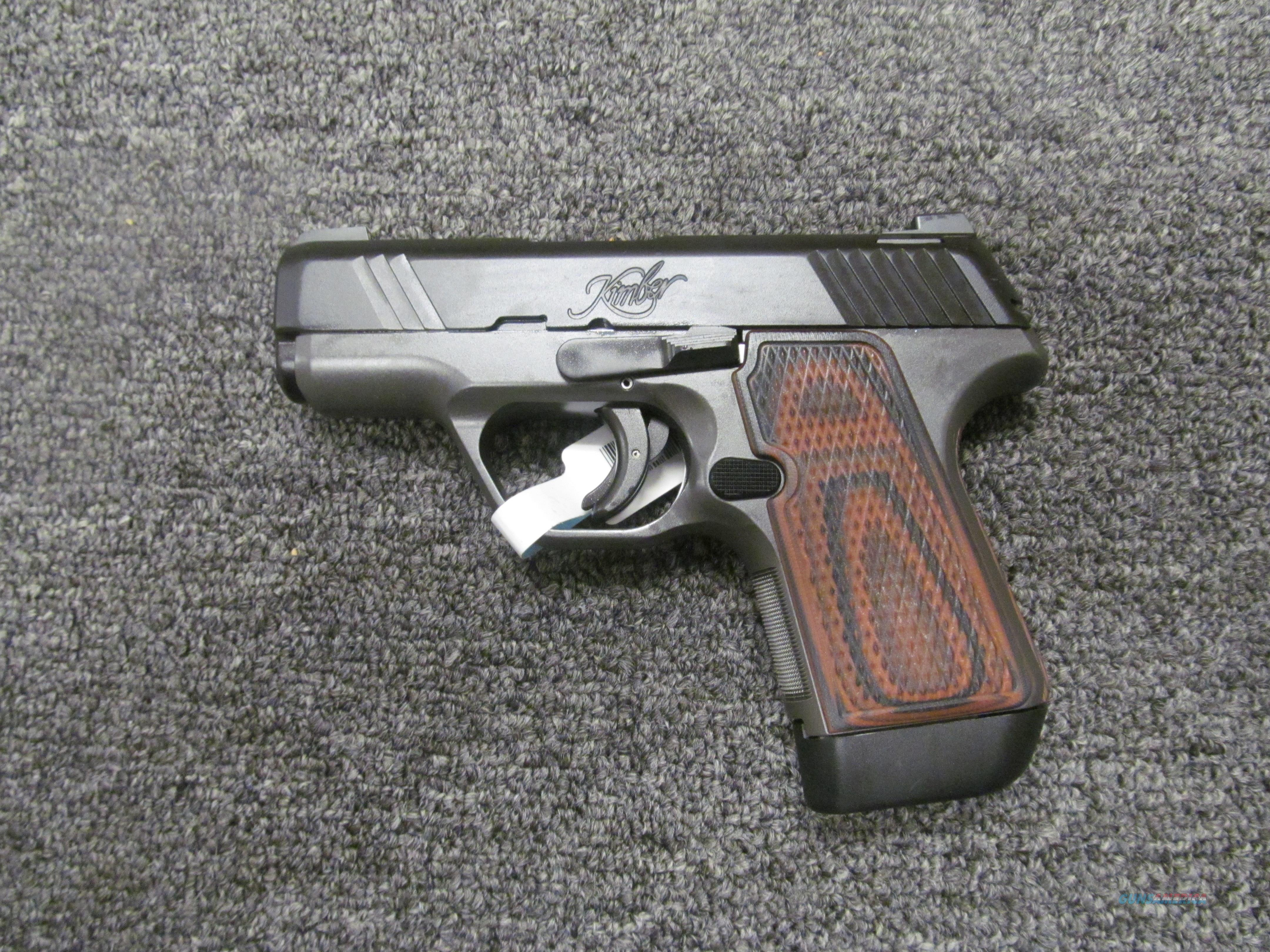 Kimber Evo SP (CDP) (3900011)  Guns > Pistols > Kimber of America Pistols > Micro 9