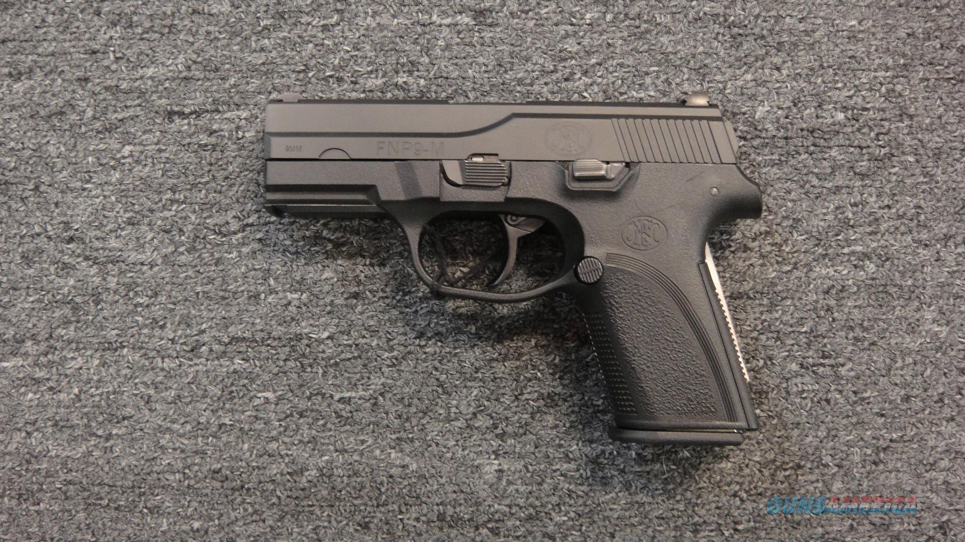 FNH FNP9-M (store demo)  Guns > Pistols > FNH - Fabrique Nationale (FN) Pistols > FNP