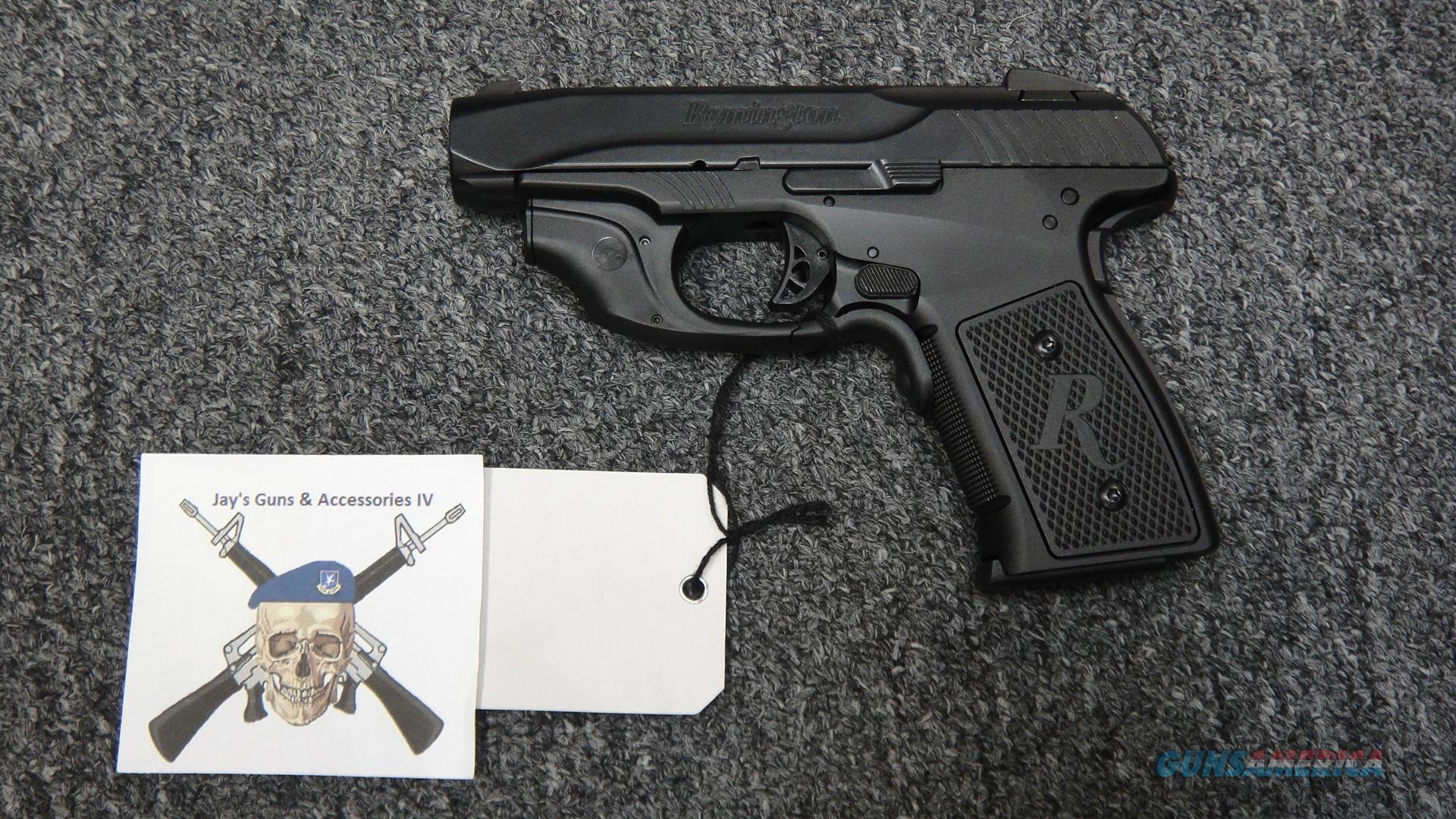 Remington R51 9mm w/ CTC Laserguard  Guns > Pistols > Remington Pistols - Modern > 1911