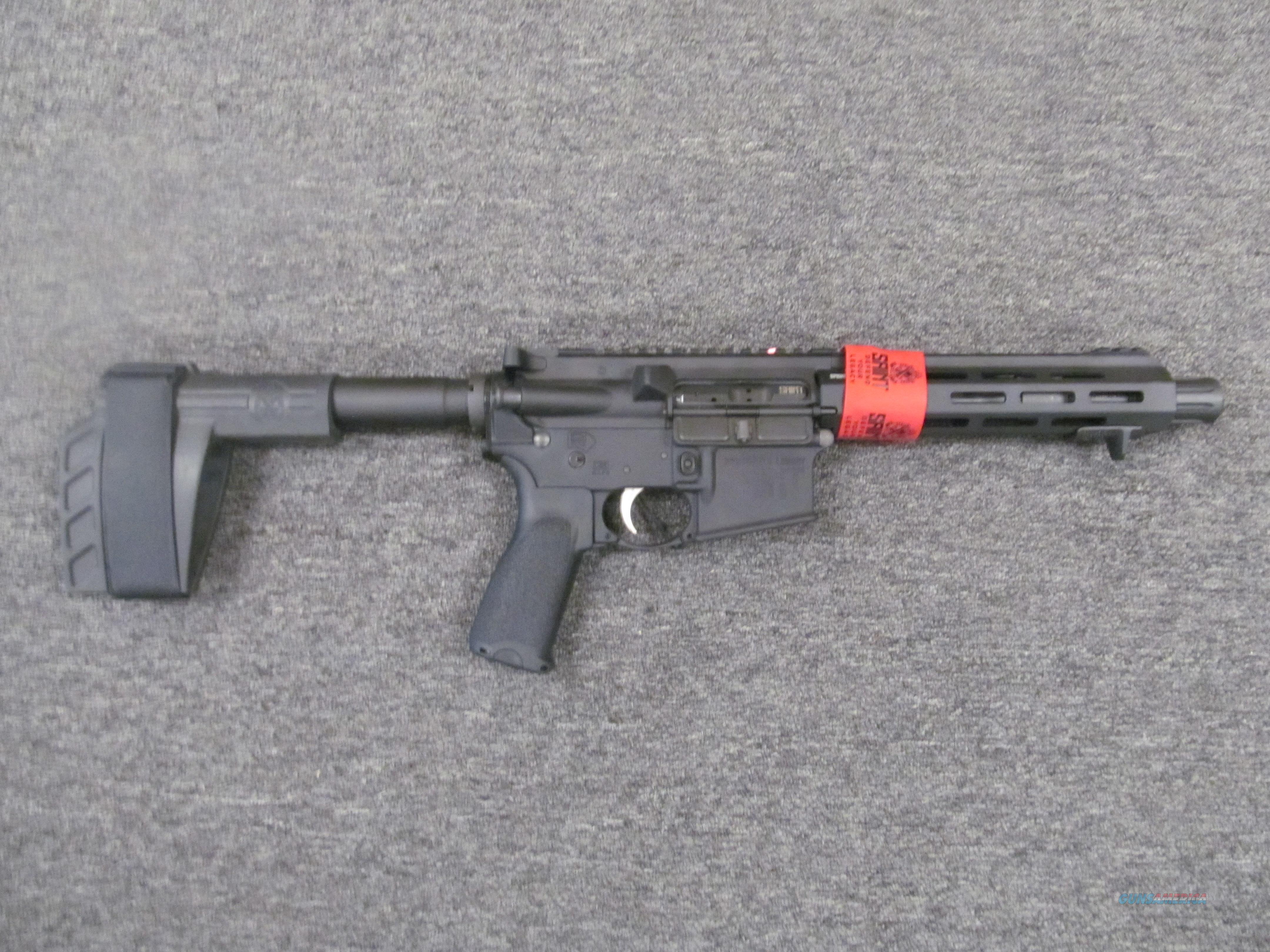 Springfield Armory SAINT Pistol w/Arm Brace  Guns > Pistols > Springfield Armory Pistols > SAINT Pistol
