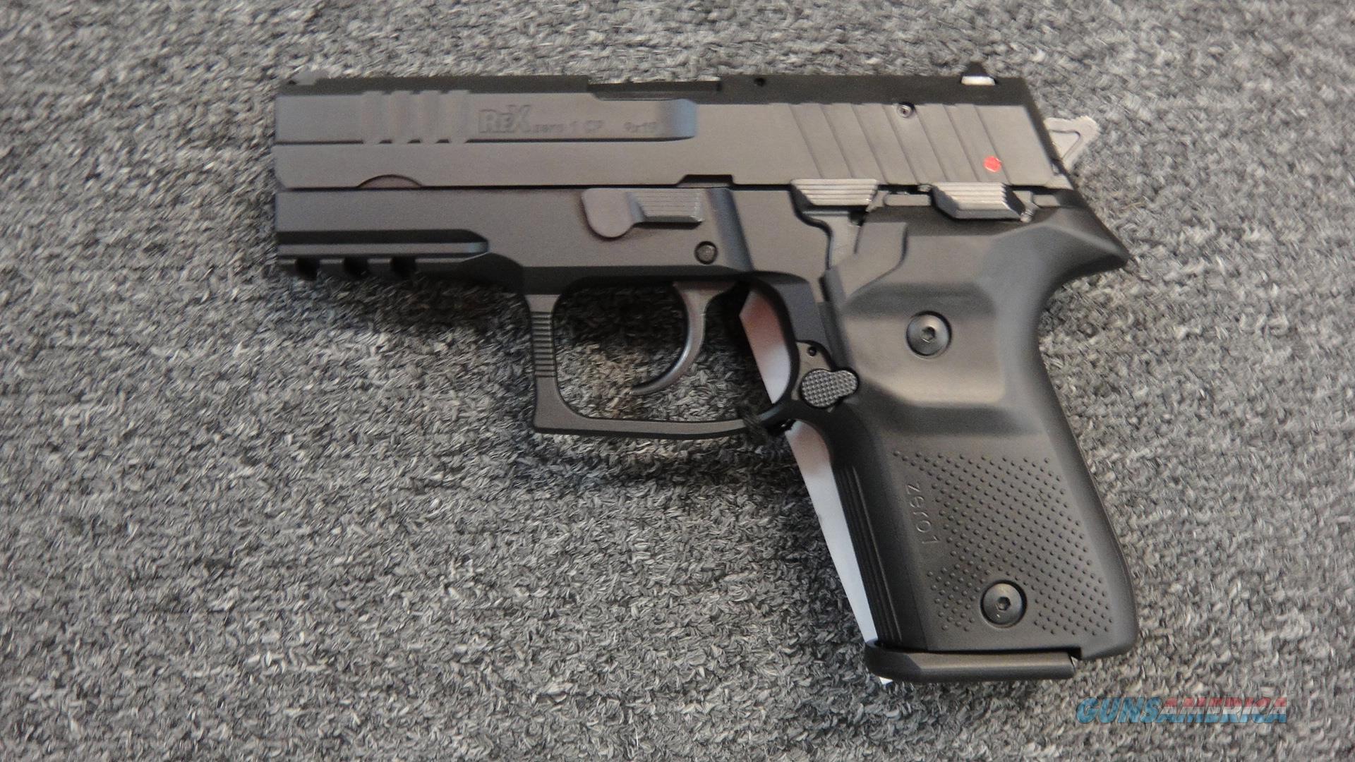FIME/AREX Rex Zero 1 CP  Guns > Pistols > FIME Group Pistols > Rex Zero 1
