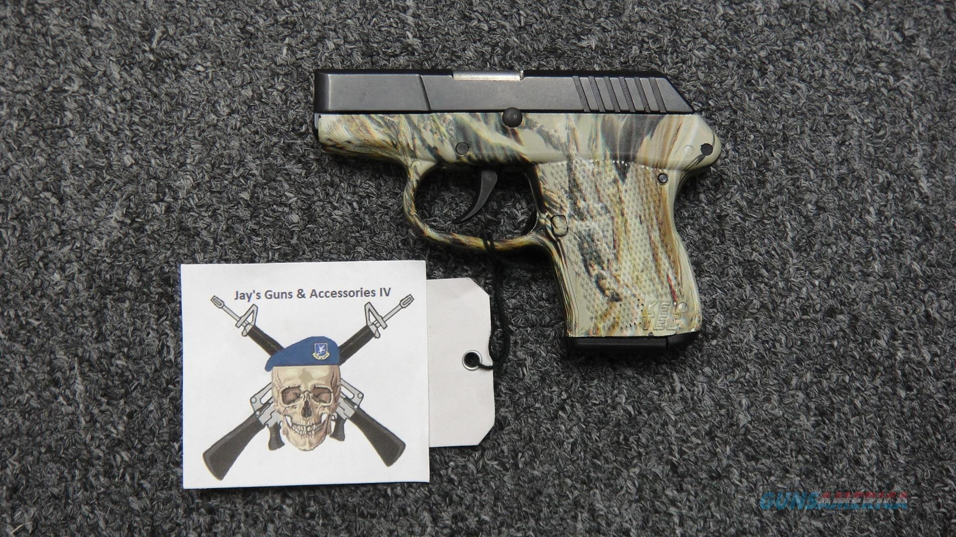 Kel-Tec P3AT .380ACP True Timber Camo  Guns > Pistols > Kel-Tec Pistols > Pocket Pistol Type