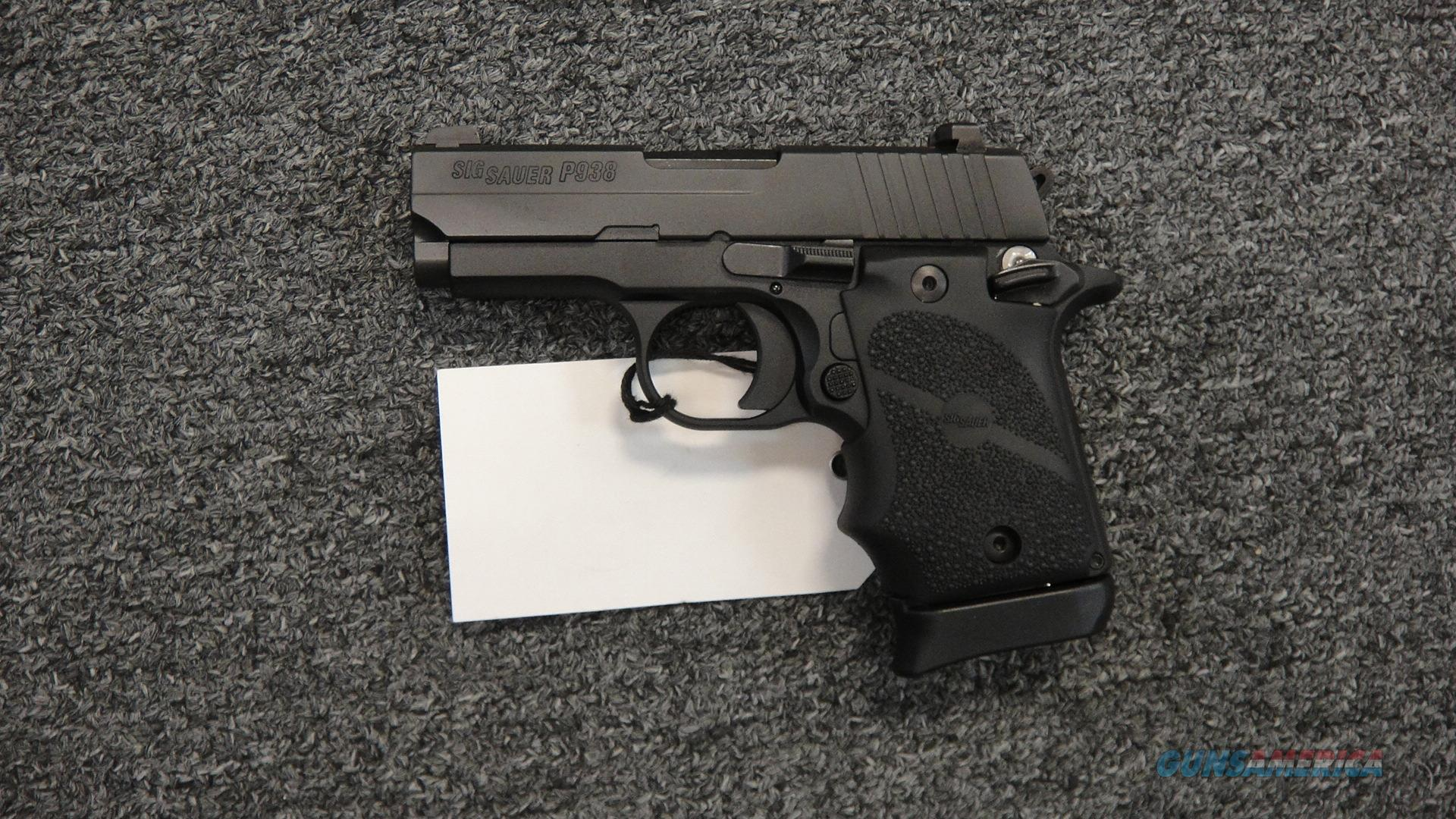 Sig Sauer P938 BRG  Guns > Pistols > Sig - Sauer/Sigarms Pistols > P938