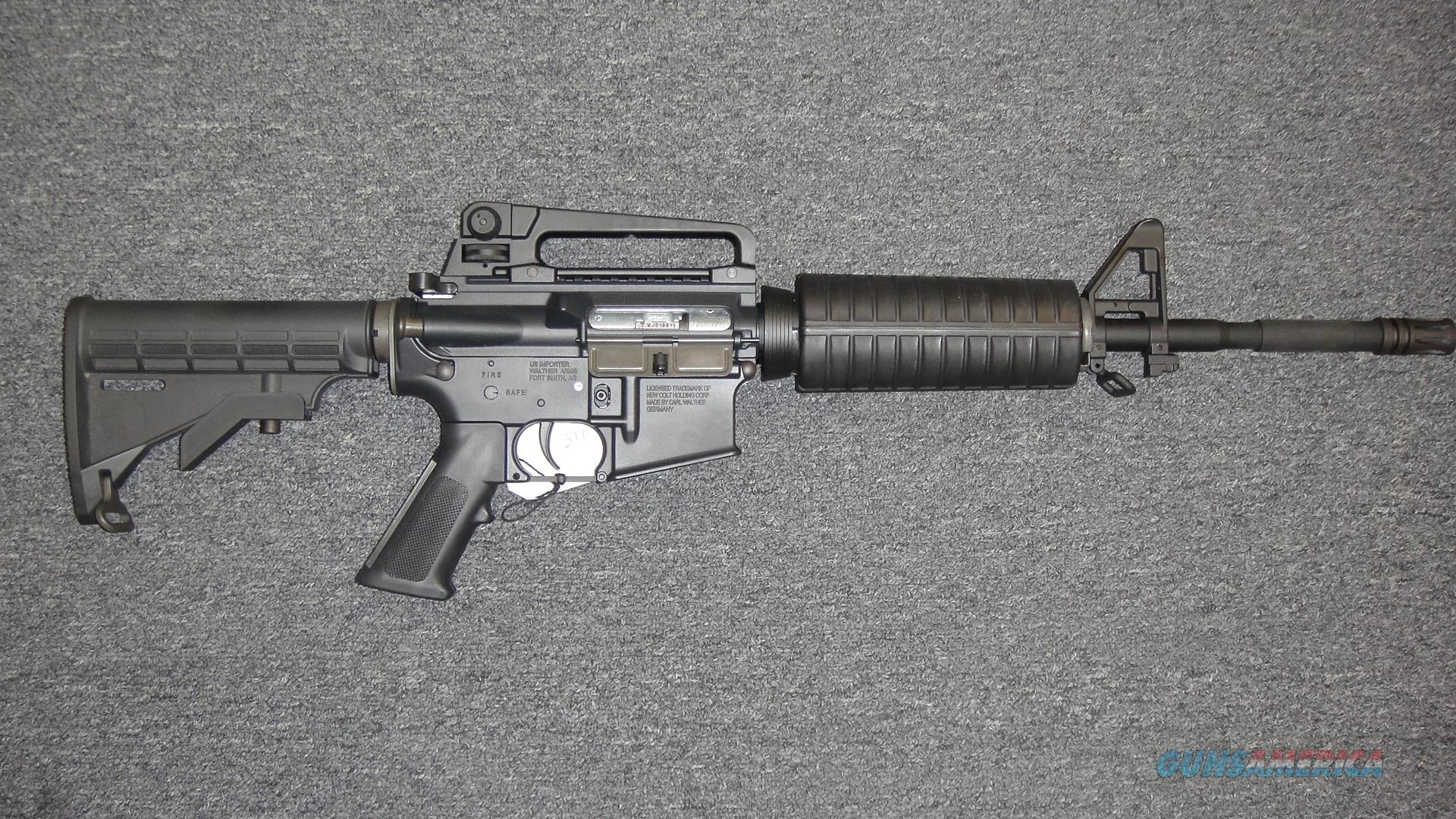 Colt M4 Carbine .22LR  Guns > Rifles > Colt Military/Tactical Rifles
