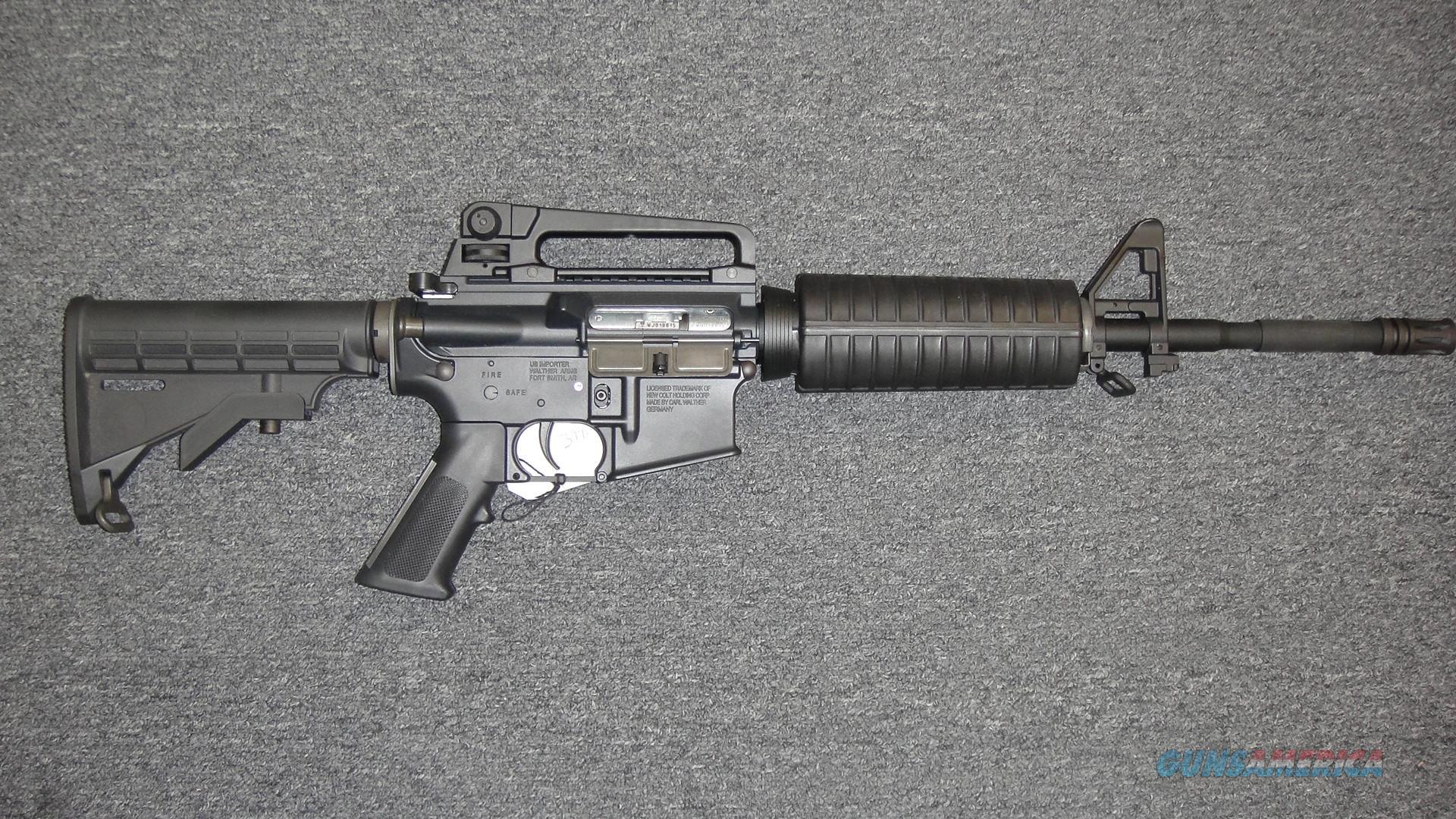 Colt M4 Carbine .22LR  Guns > Rifles > Colt Military/Tactical Rifles