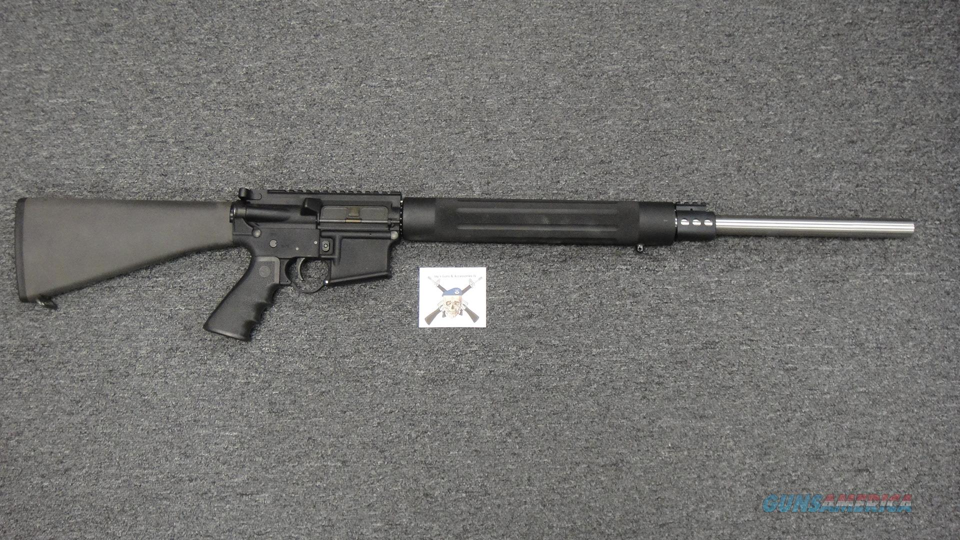 "Rock River Arms LAR-15 24"" Stainless Bull Barrel--TACK DRIVER!!  Guns > Rifles > Rock River Arms Rifles"