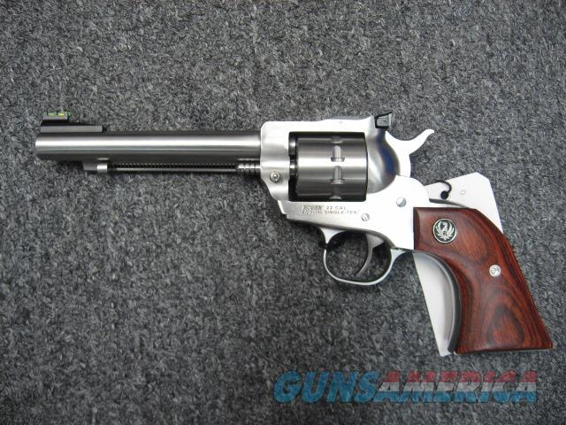 "Ruger Single Ten .22LR 5.5"" STS  Guns > Pistols > Ruger Single Action Revolvers > Single Six Type"
