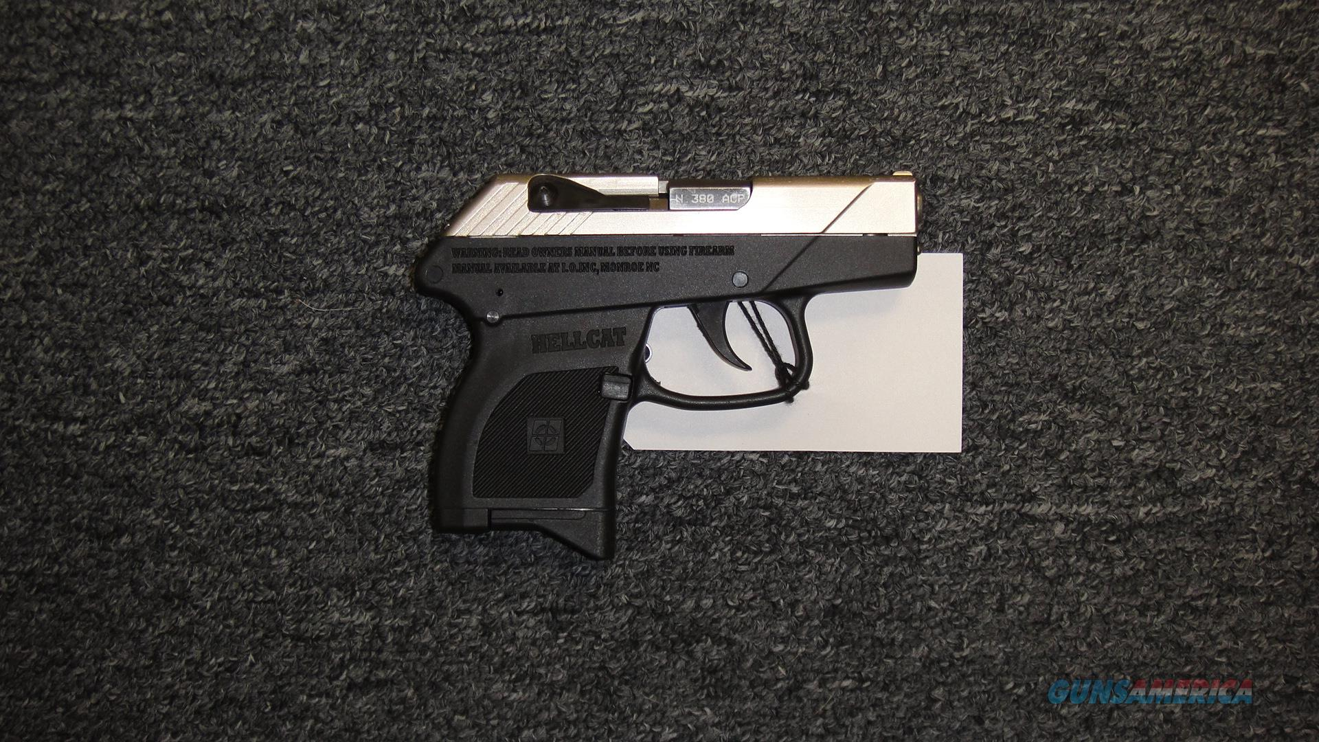 I.O. Inc Hellcat .380ACP (used)  Guns > Pistols > IJ Misc Pistols