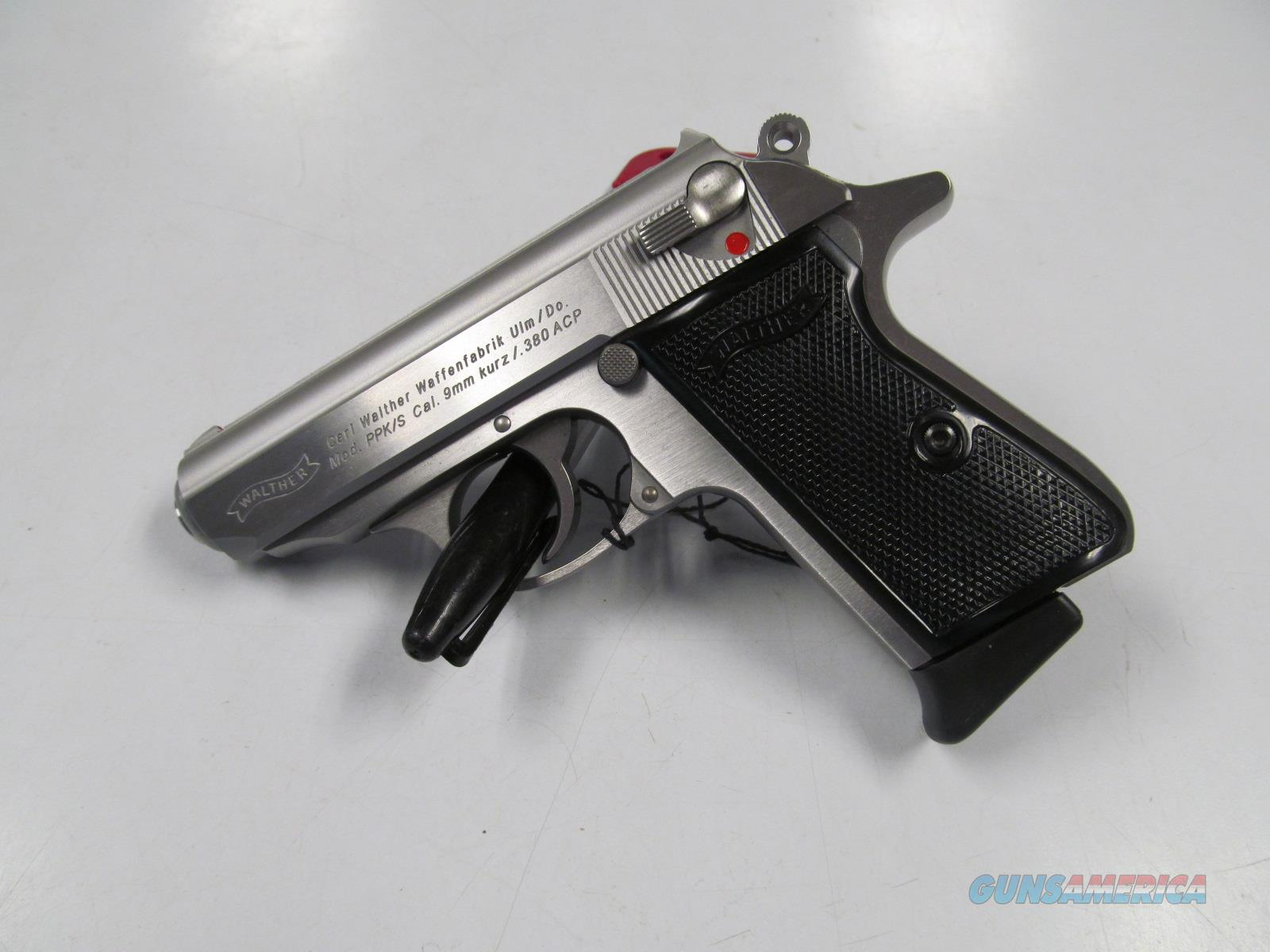 Walther PPK/S (4796004)  Guns > Pistols > Walther Pistols > Post WWII > PPK Series