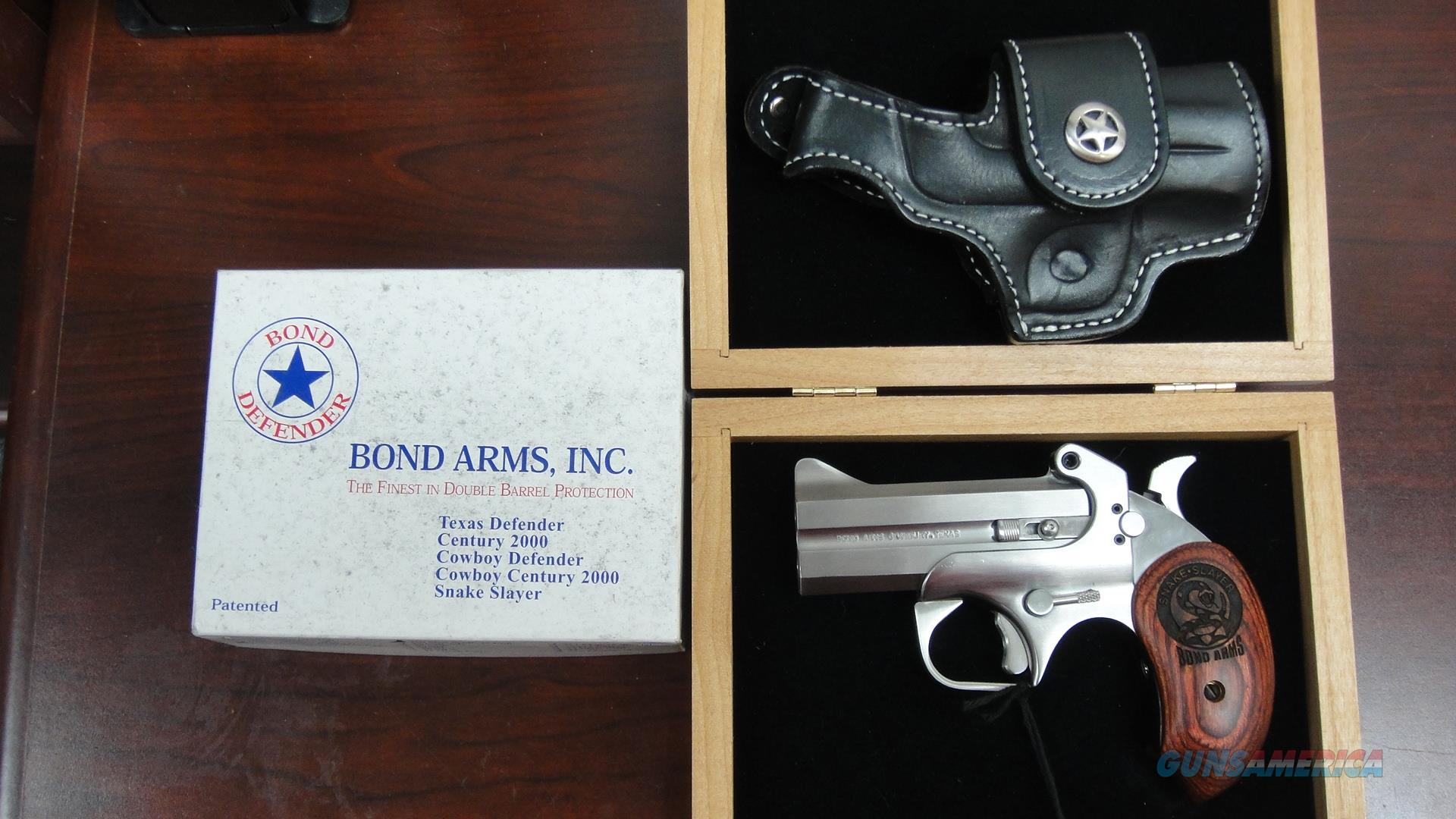 Bond Arms Snake Slayer .45LC/.410  Guns > Pistols > Derringer Modern
