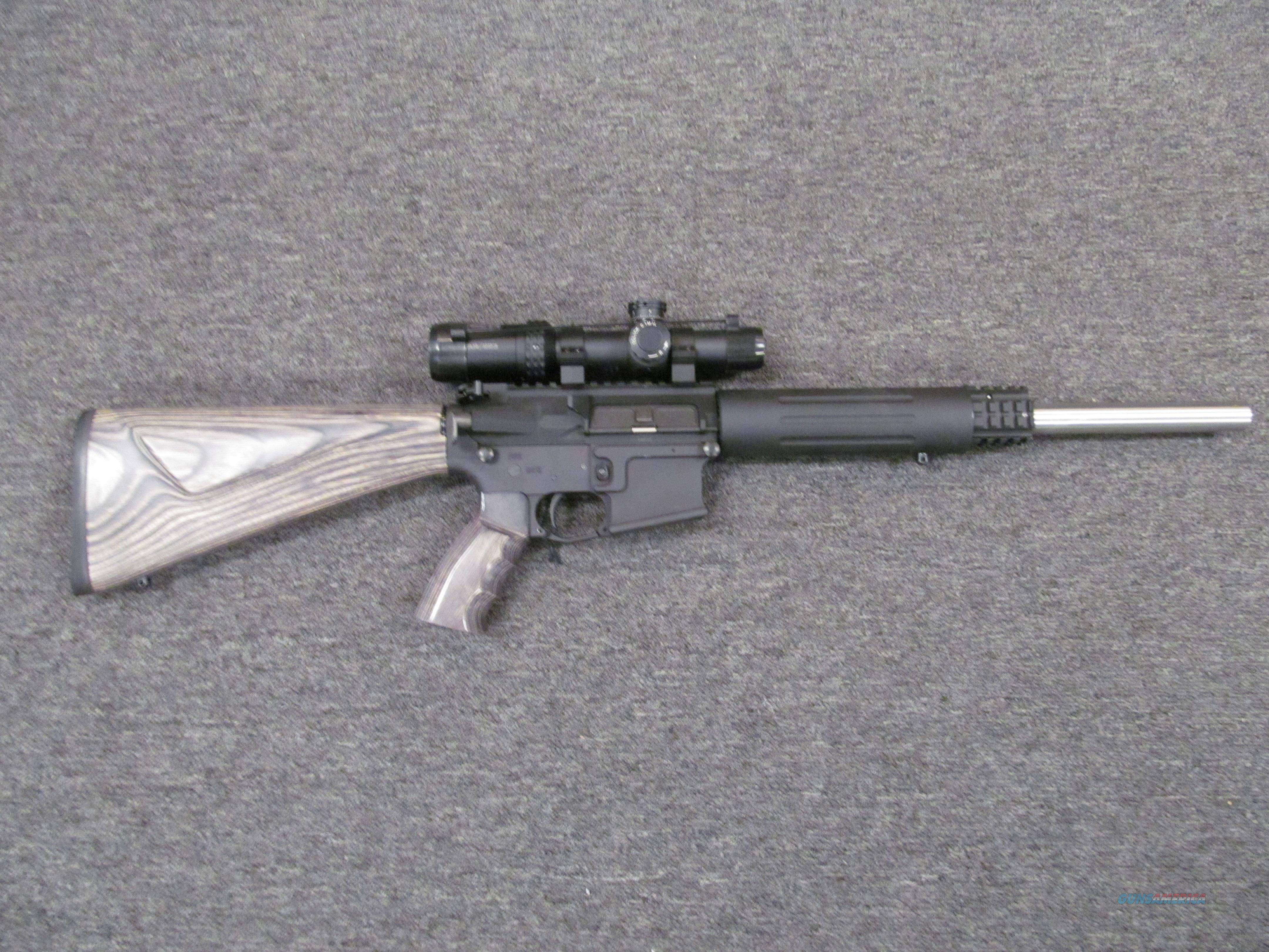 C3 Defense C3-15 w/Scope (Used)  Guns > Rifles > C Misc Rifles