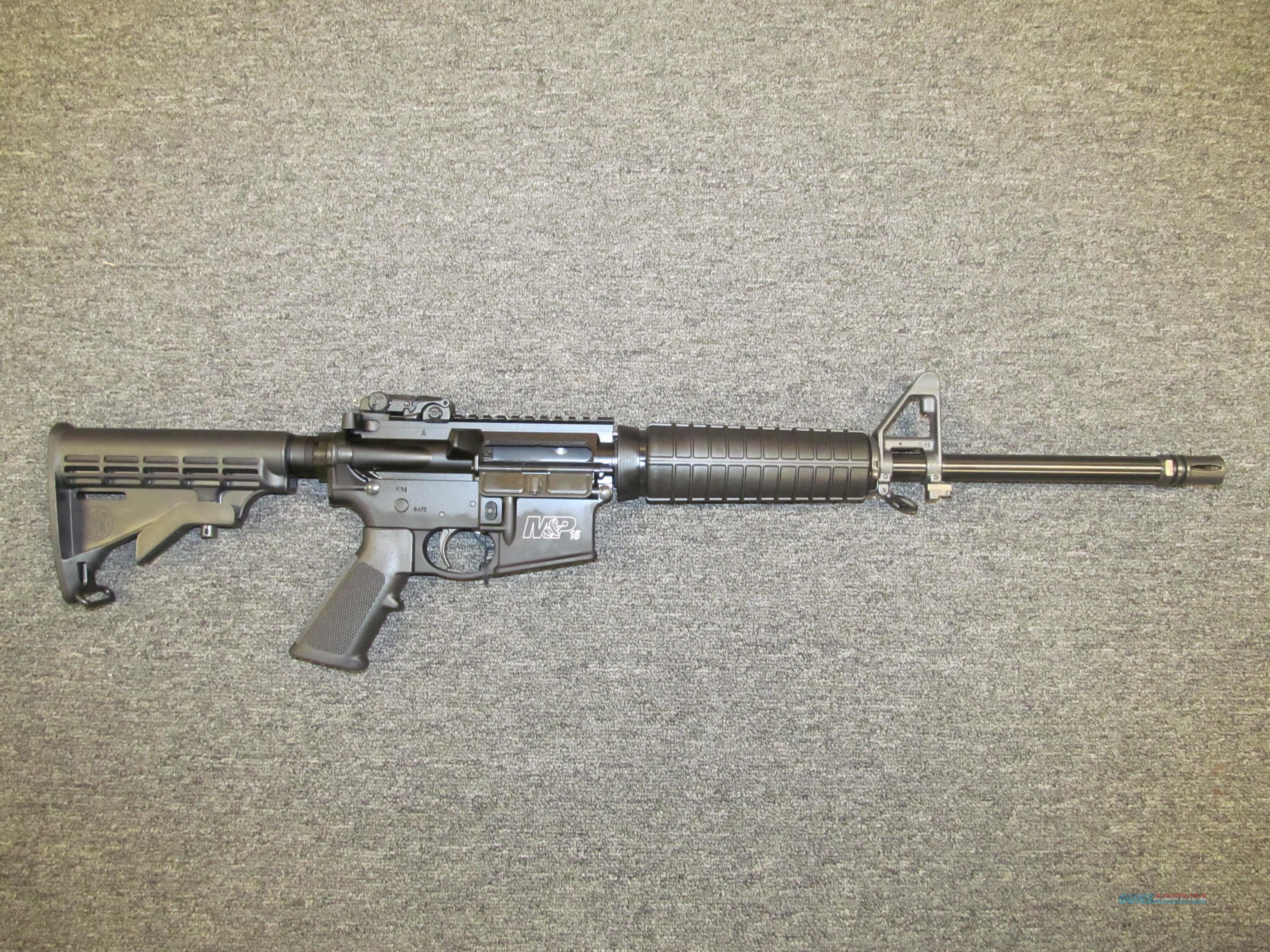 Smith & Wesson M&P15 Sport II  5.56mm  Guns > Rifles > Smith & Wesson Rifles > M&P