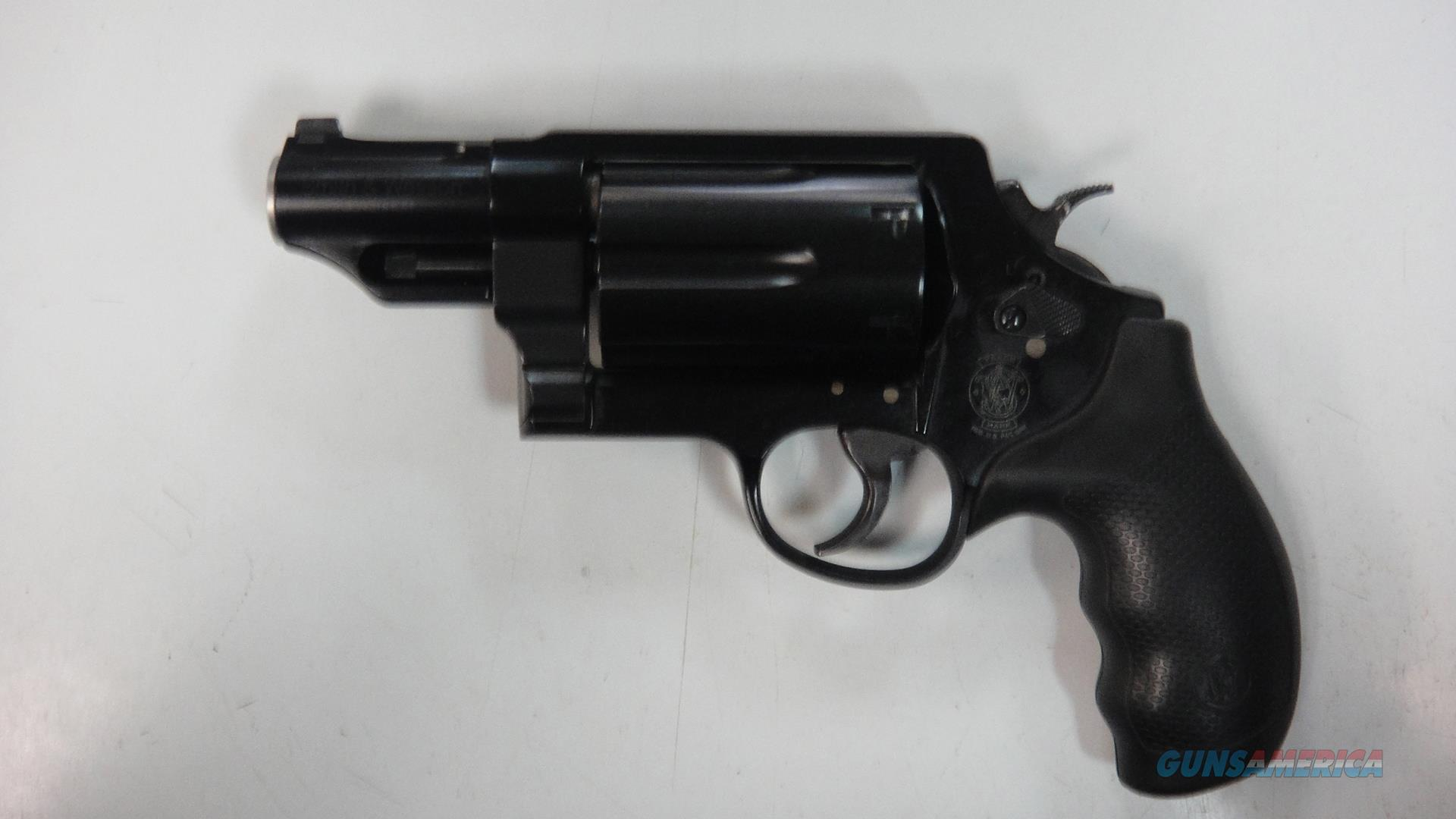 Smith & Wesson Governor   Guns > Pistols > Smith & Wesson Revolvers > Full Frame Revolver