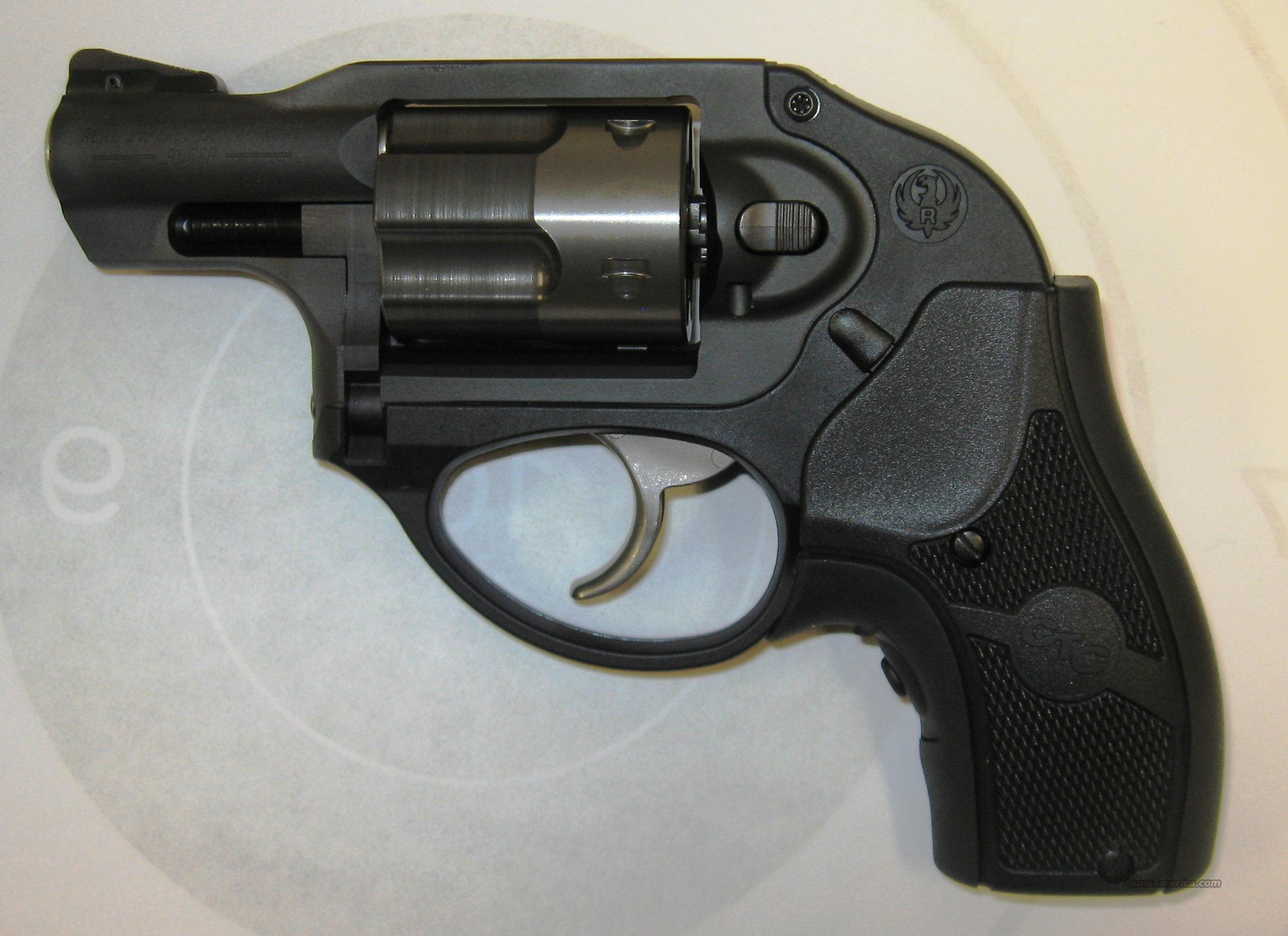 Ruger LCR- 357 W/ Crimson Trace Laser  Guns > Pistols > Ruger Double Action Revolver > LCR