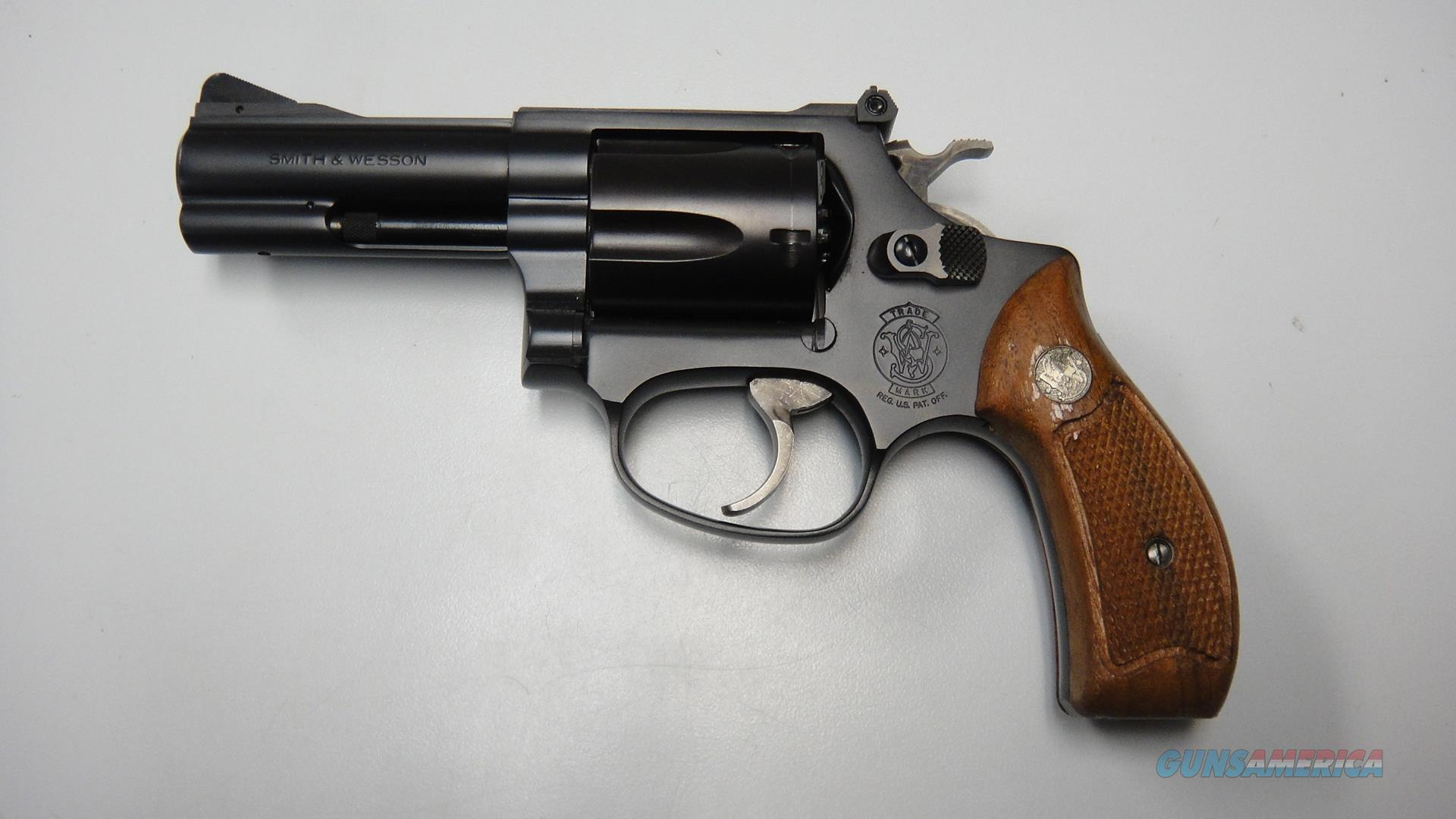 Smith & Wesson Model 36-6 (USED, 1 of 615 made) .38spl  Guns > Pistols > Smith & Wesson Revolvers > Small Frame ( J )