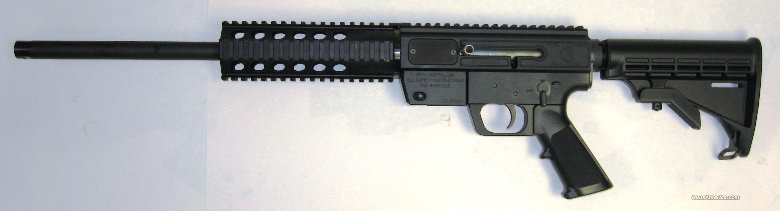 Just Right Carbine JR Carbine 9MM  Guns > Rifles > IJ Misc Rifles