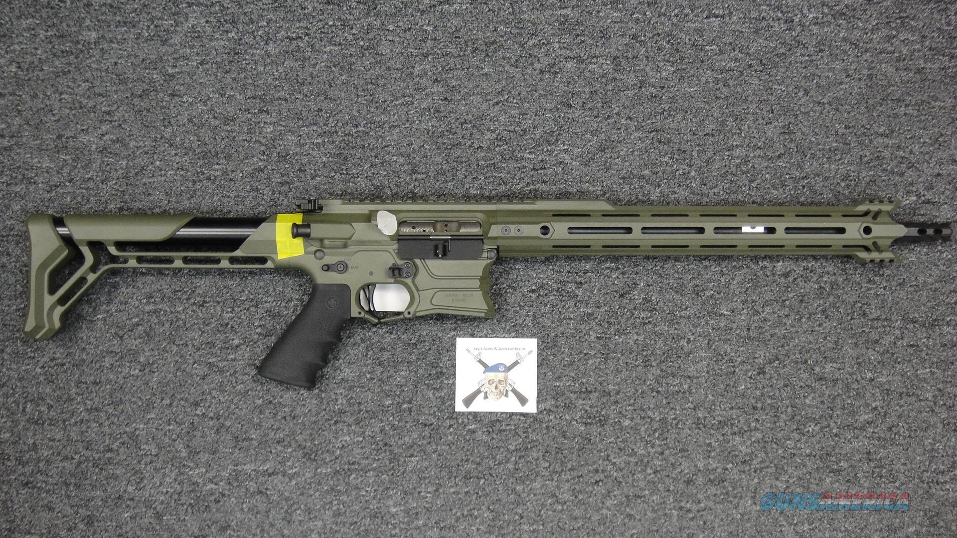 Cobalt Kinetics EDGE Green/Black  Guns > Rifles > AR-15 Rifles - Small Manufacturers > Complete Rifle