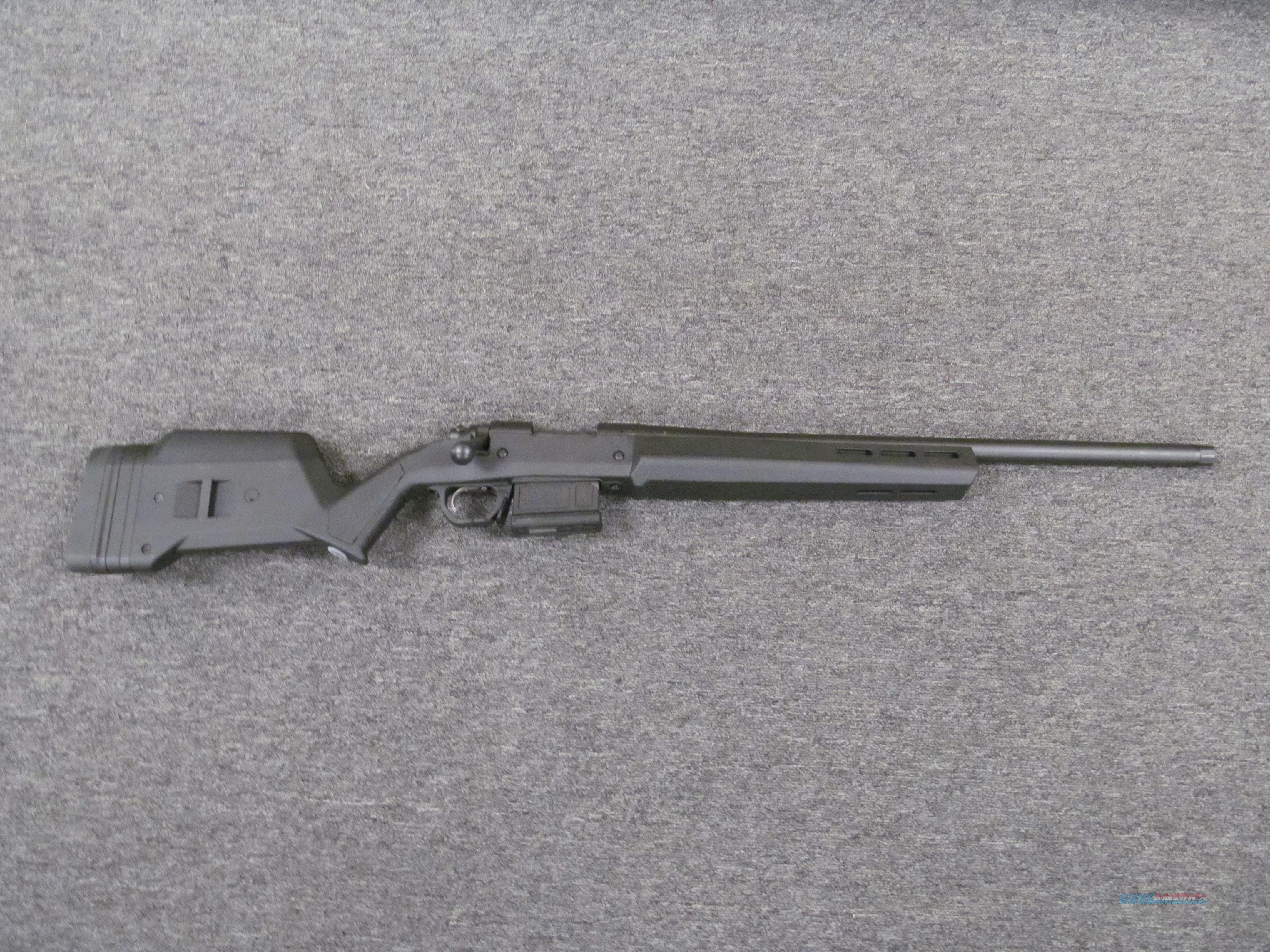 Remington 700 Magpul  Guns > Rifles > Remington Rifles - Modern > Model 700 > Tactical