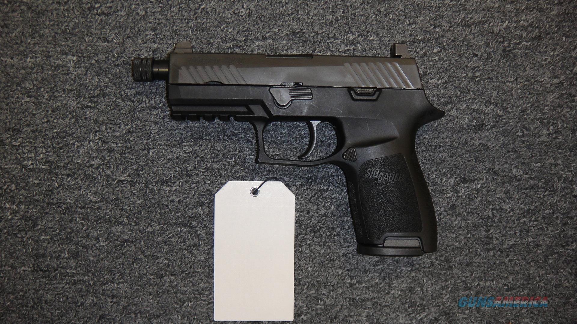 Sig Sauer P320C 9mm Threaded  Guns > Pistols > Sig - Sauer/Sigarms Pistols > P320