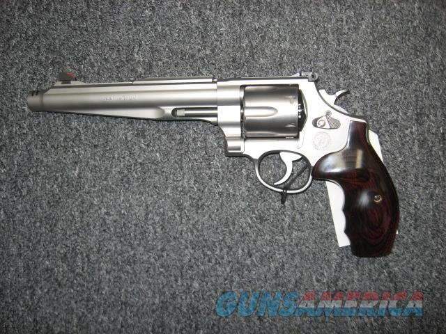 S&W 629-6 Performance Center .44 mag w/ optics rail  Guns > Pistols > Smith & Wesson Revolvers > Performance Center
