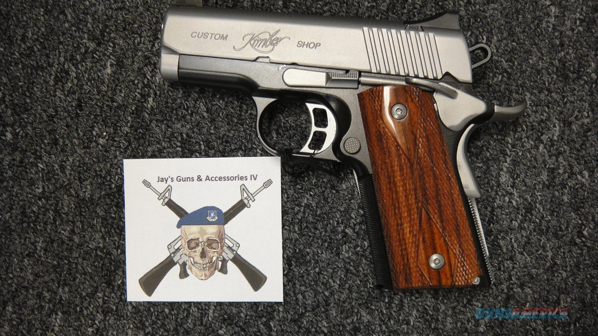 Kimber Ultra CDP II w/ night sights  Guns > Pistols > Kimber of America Pistols