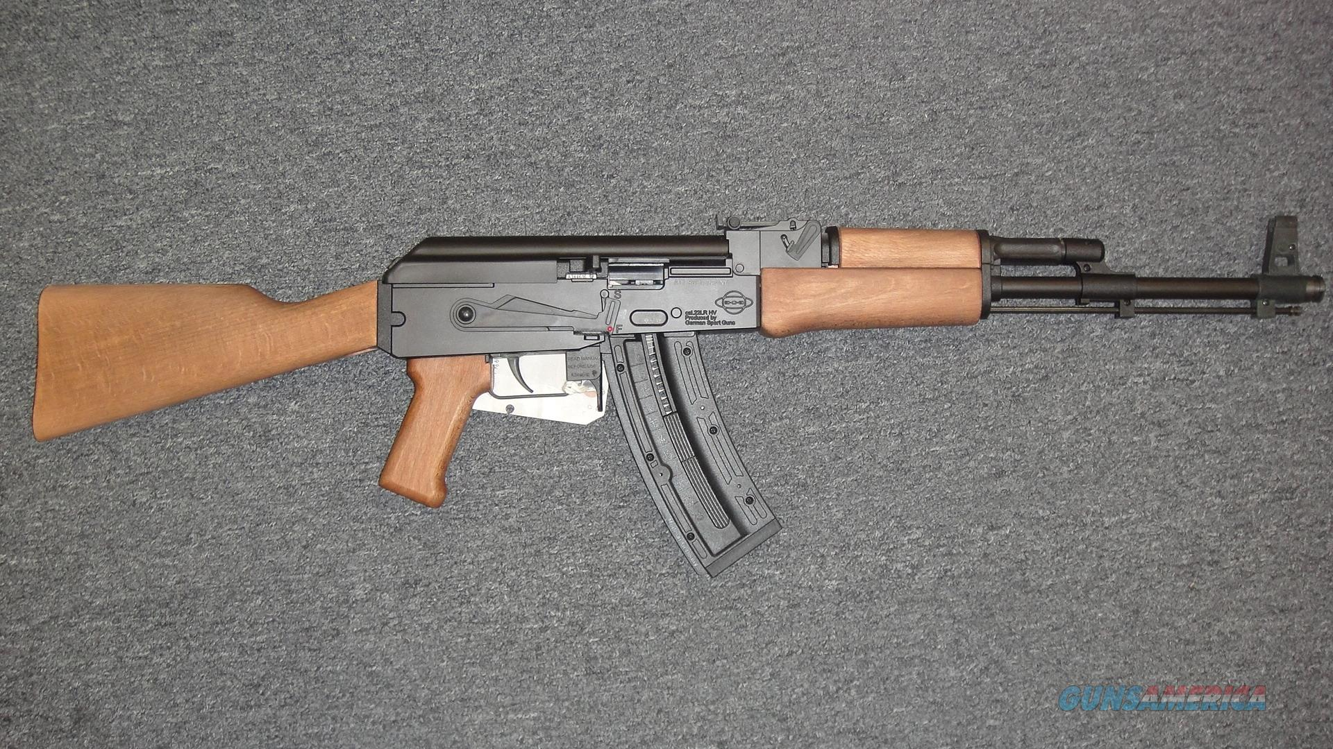 ATI/GSG AK-47 .22LR  Guns > Rifles > American Tactical Imports Rifles
