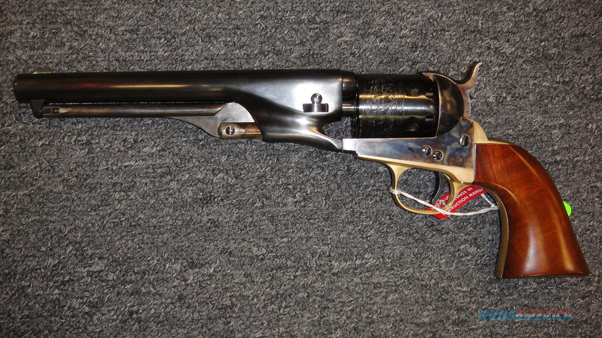 Uberti 1861 Navy Brass .36 Cal Black Powder  Non-Guns > Black Powder Muzzleloading
