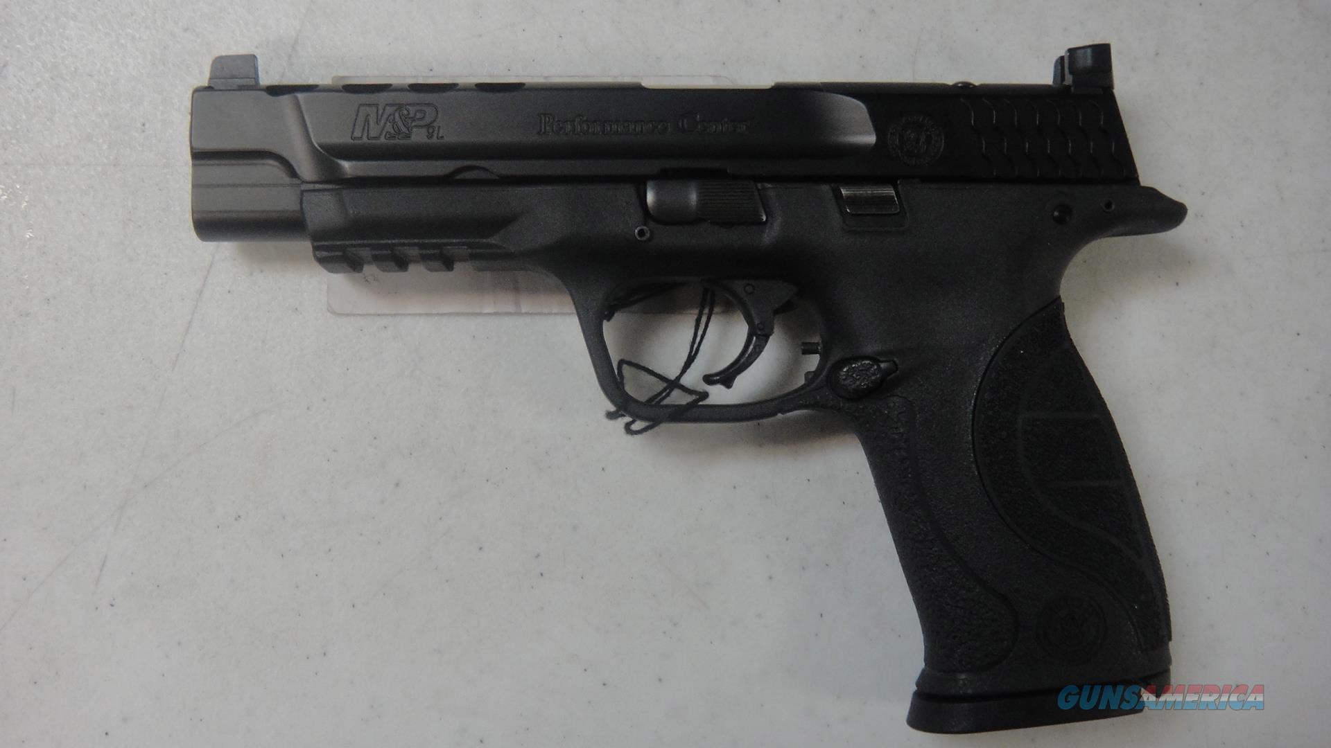 Smith & Wesson M+PL C.O.R.E  Guns > Pistols > Smith & Wesson Pistols - Autos > Polymer Frame