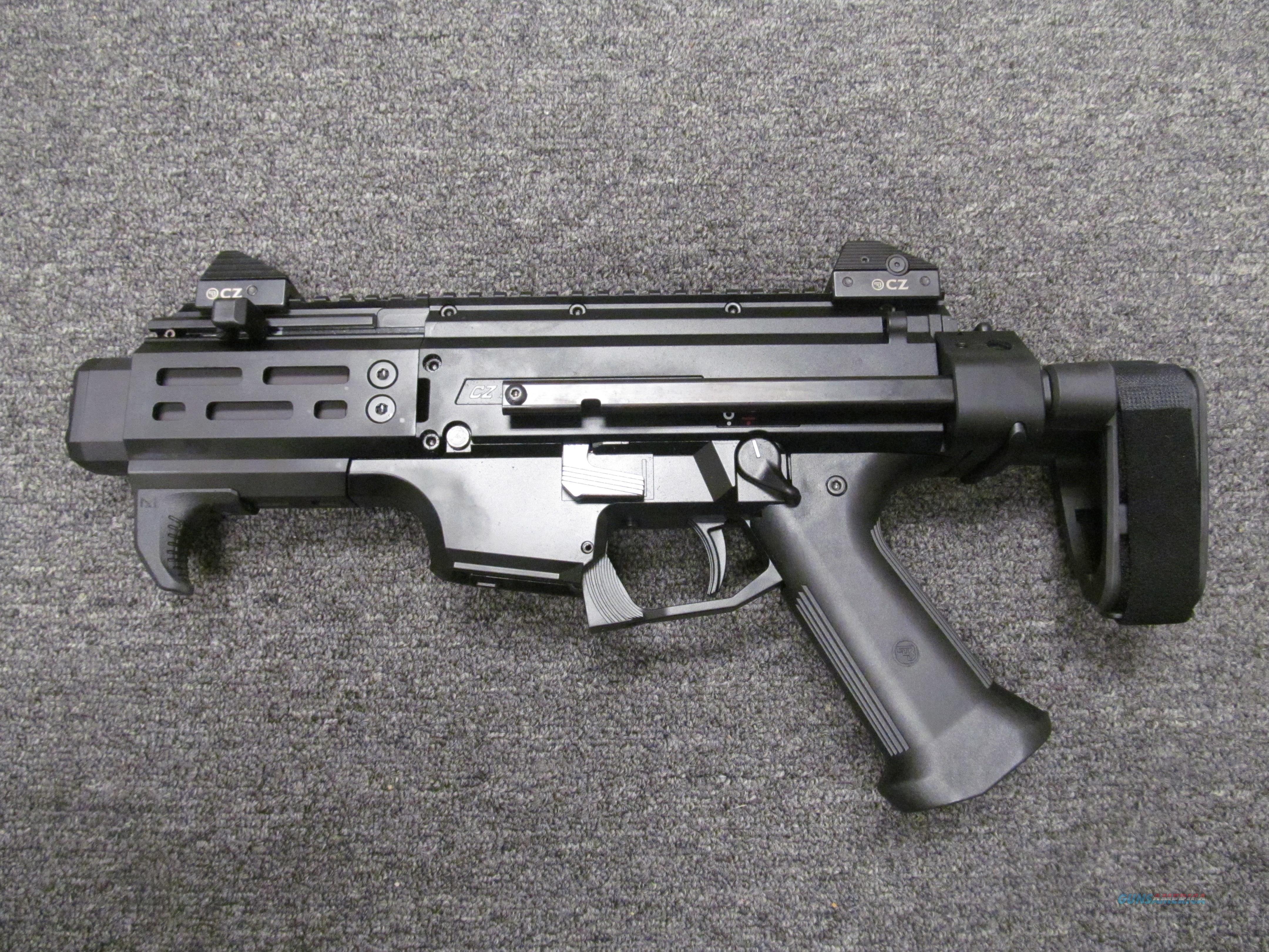 CZ Scorpion Evo 3 S2 Micro (91348)  Guns > Pistols > CZ Pistols