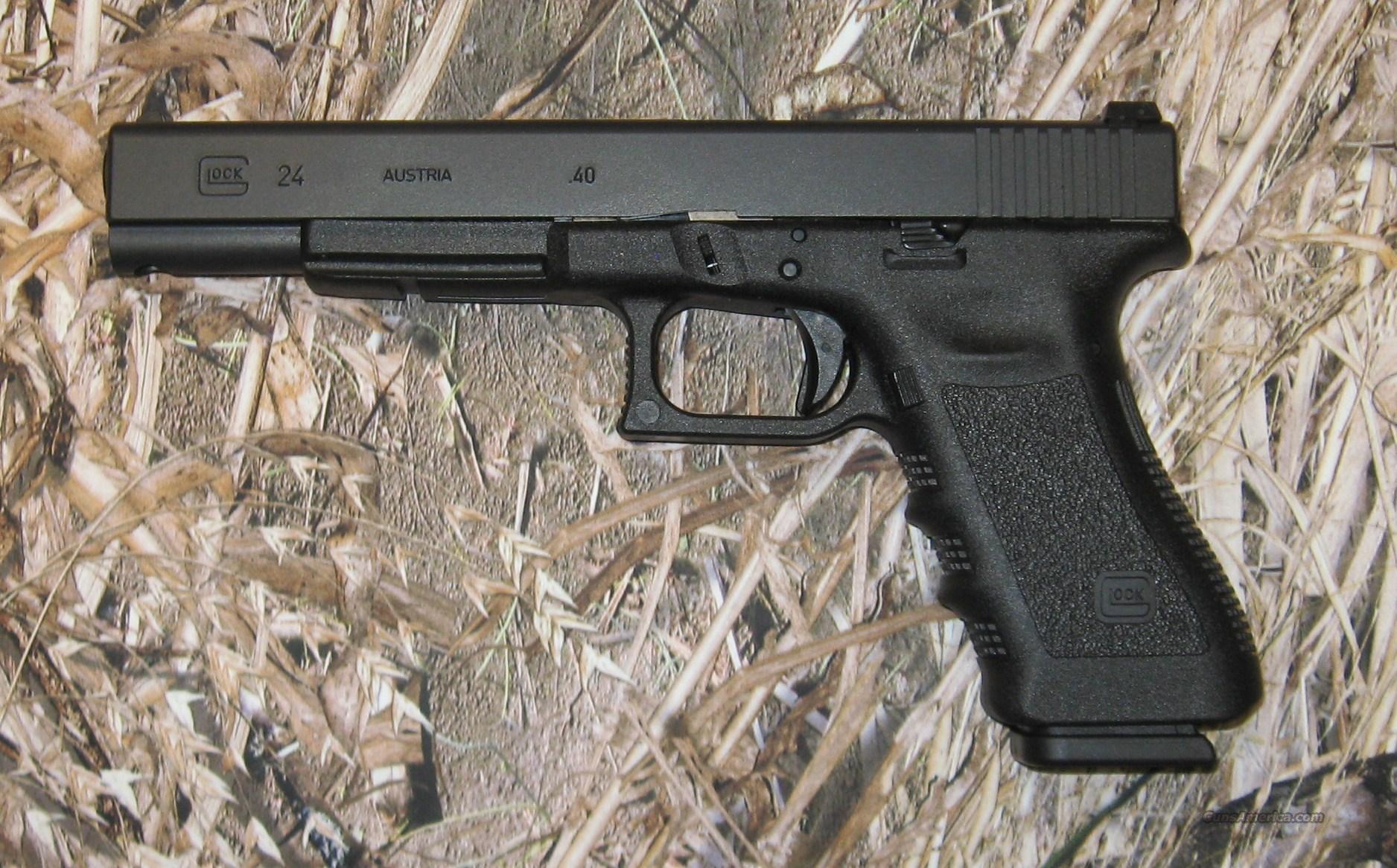 Glock 24  Guns > Pistols > Glock Pistols > 24