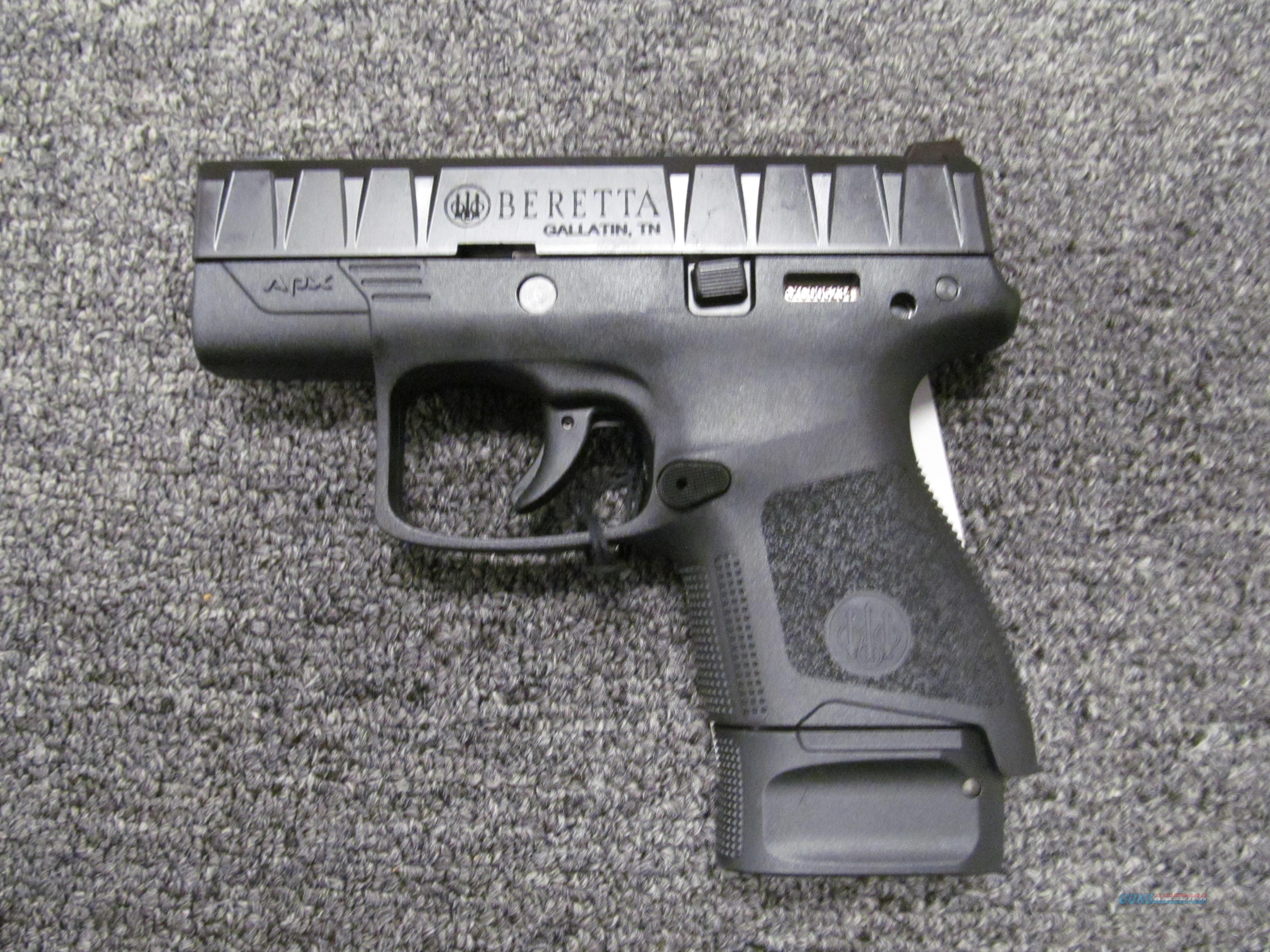 Beretta APX Carry (JAXN924)   Guns > Pistols > Beretta Pistols > Polymer Frame