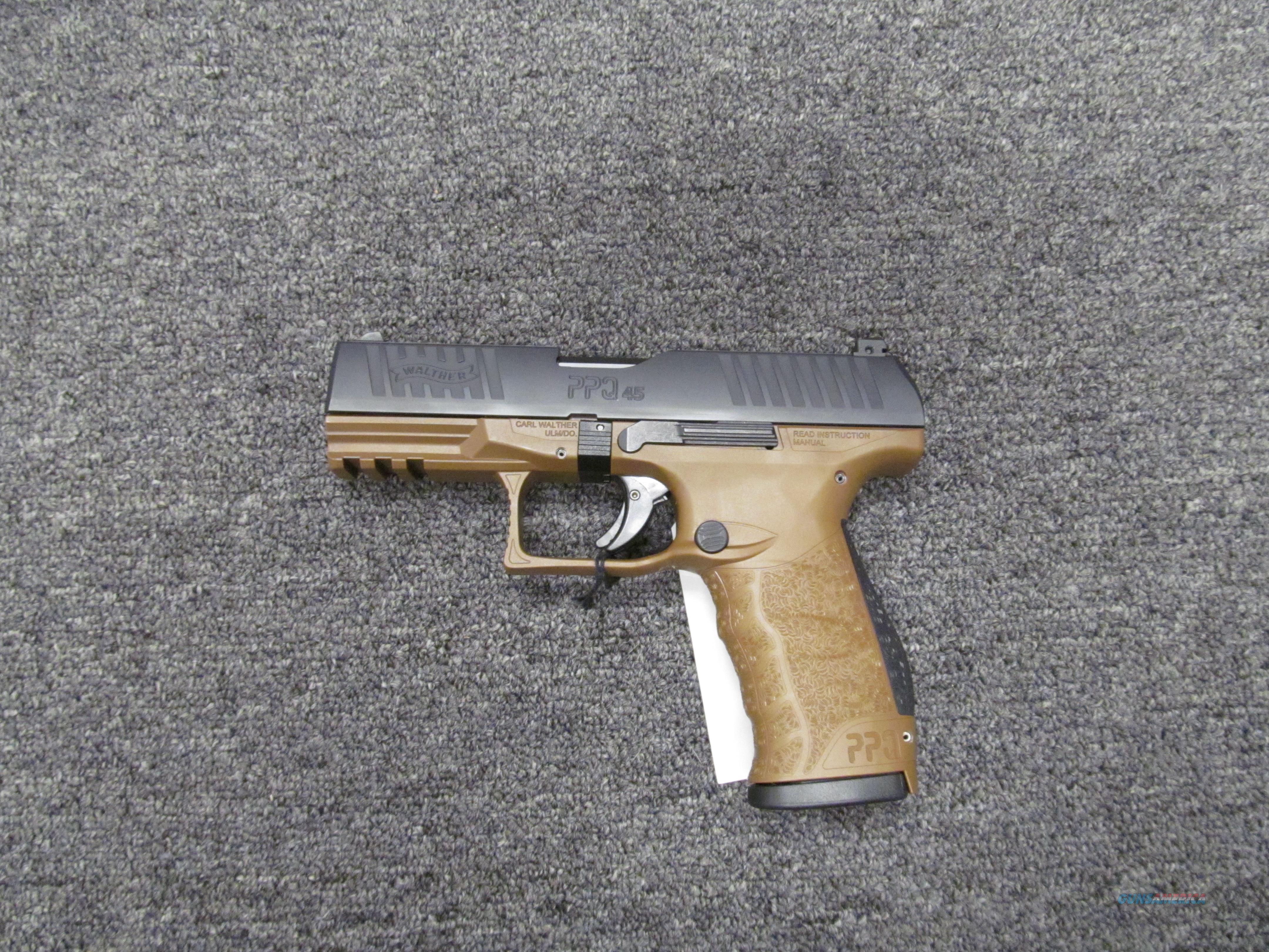 Walther PPQ M2  Guns > Pistols > Walther Pistols > Post WWII > P99/PPQ