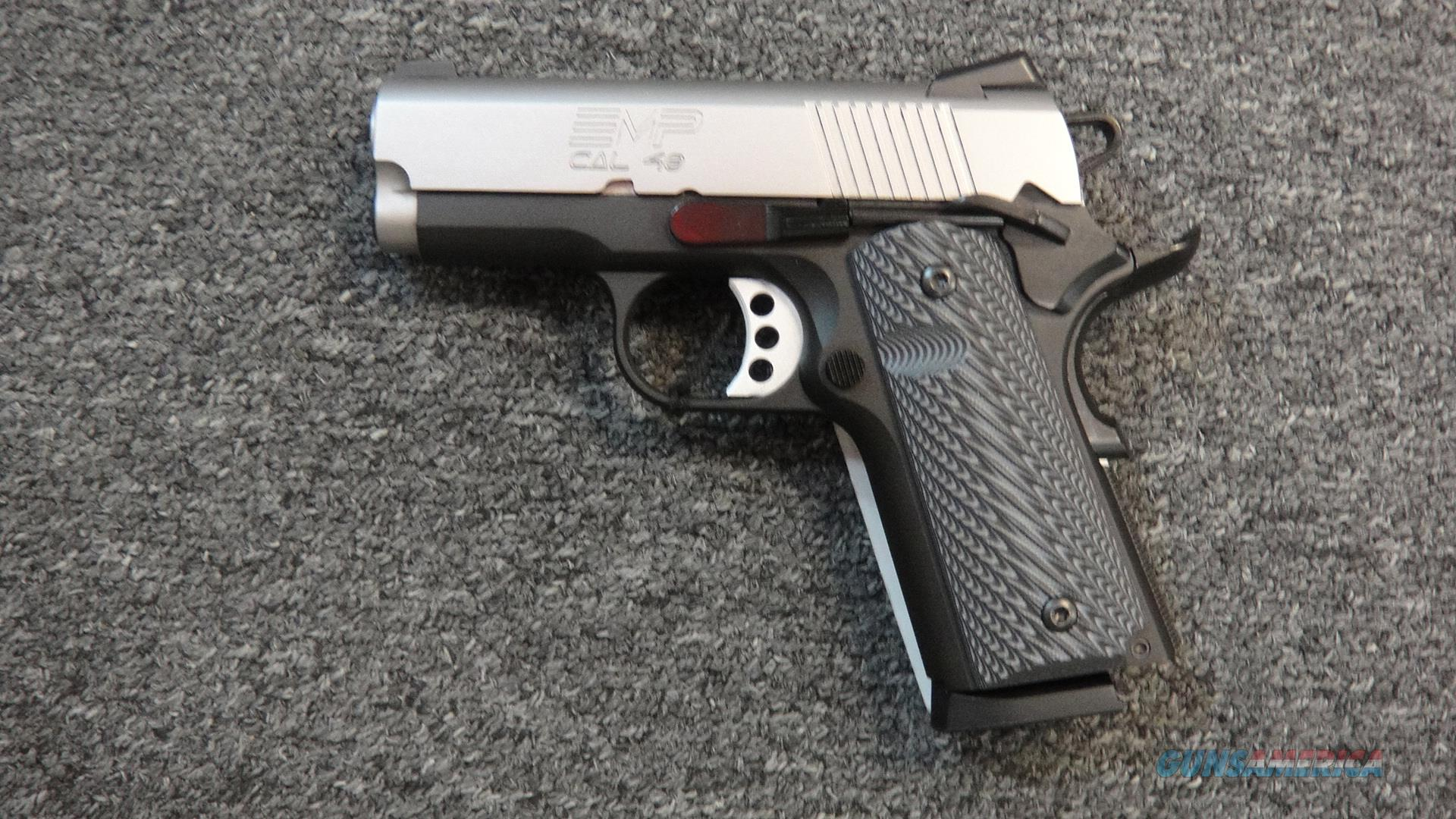 Springfield Armory EMP .40 S&W  Guns > Pistols > Springfield Armory Pistols > 1911 Type