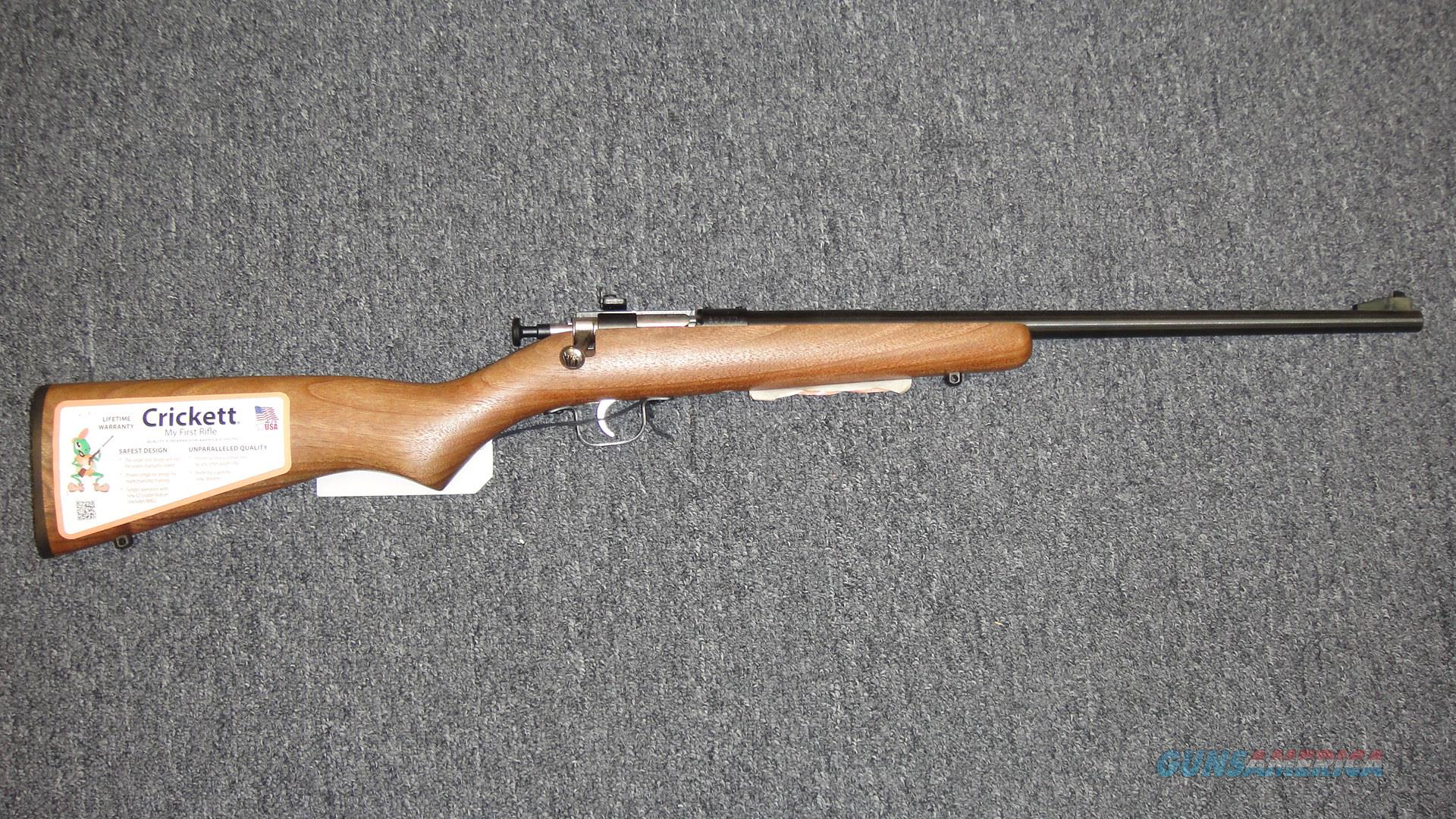 Keystone Sporting Crickett  Guns > Rifles > Crickett-Keystone Rifles
