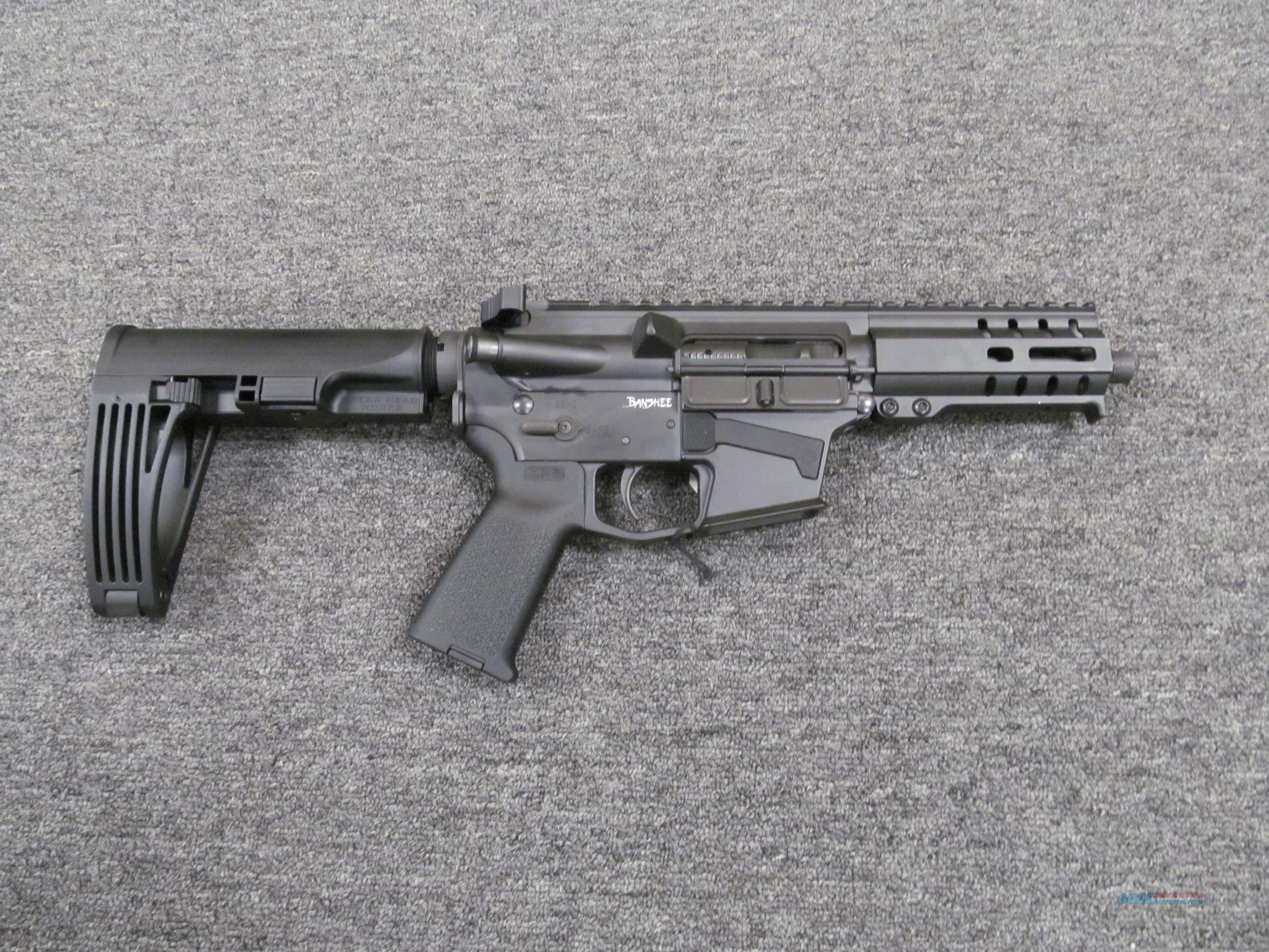 CMMG MK57 Banshee  Guns > Pistols > CMMG > CMMG Pistols