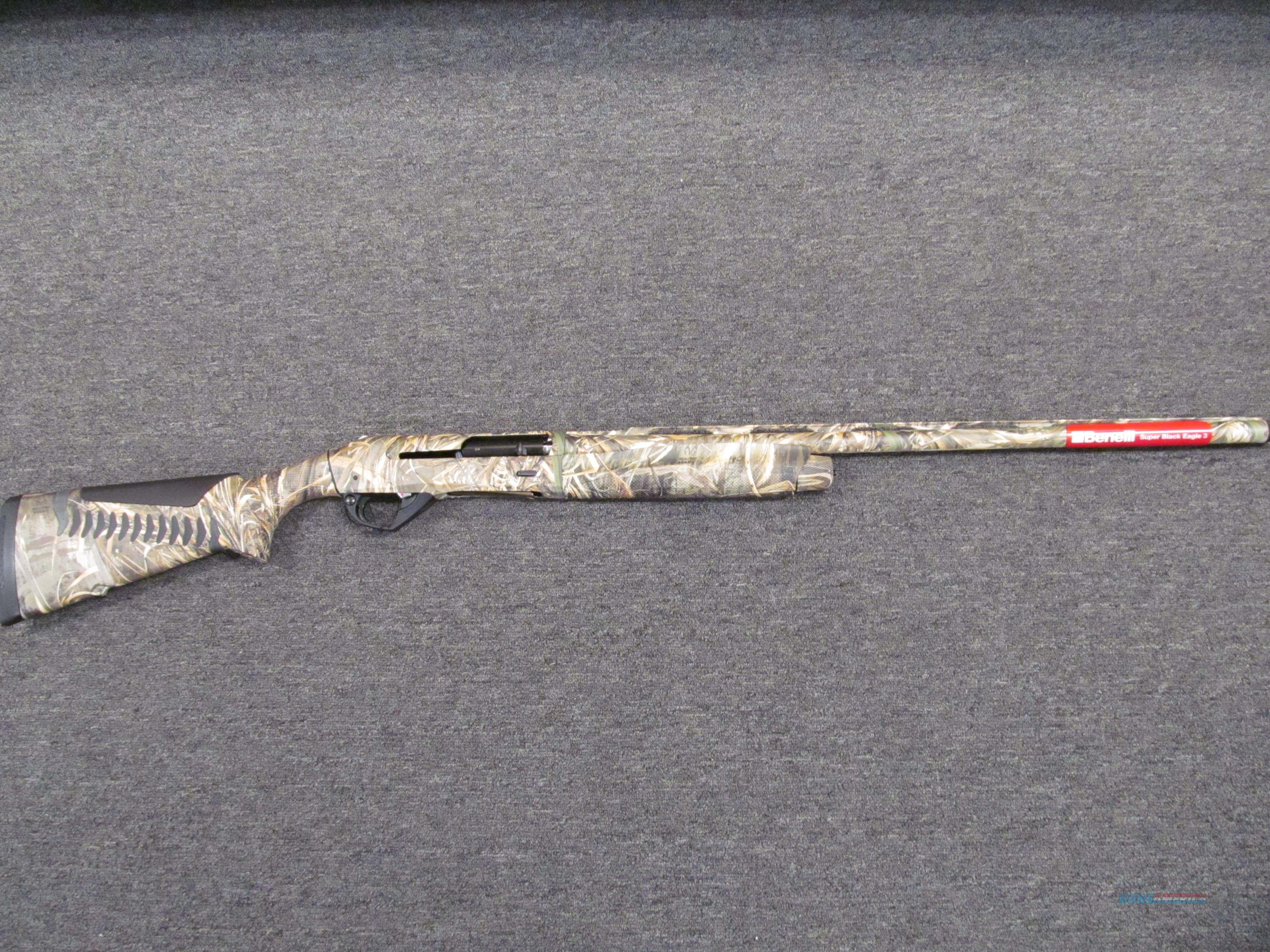 Super Black Eagle 3 (10301)  Guns > Shotguns > Benelli Shotguns > Sporting