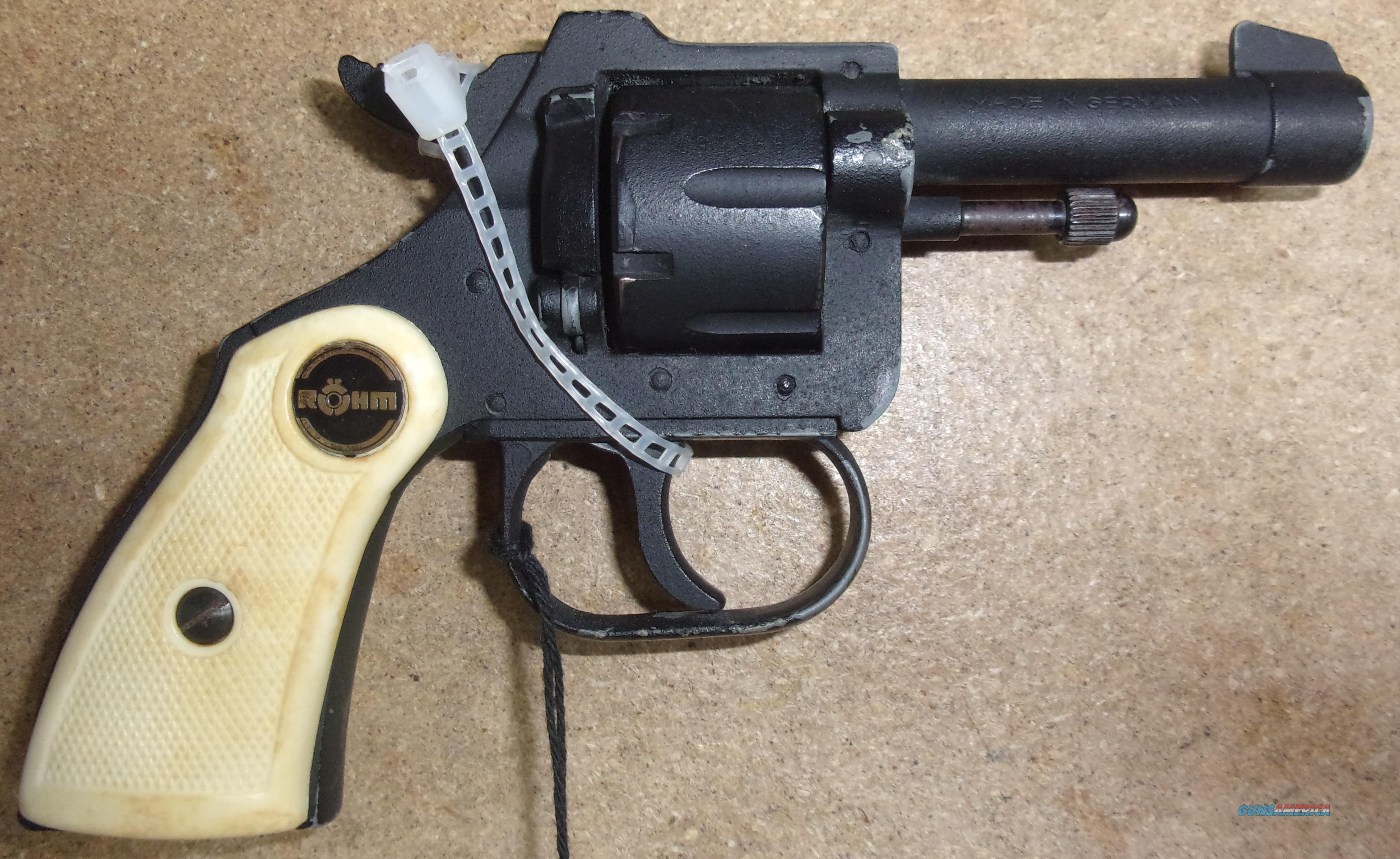 Rohm RG10  Guns > Pistols > R Misc Pistols